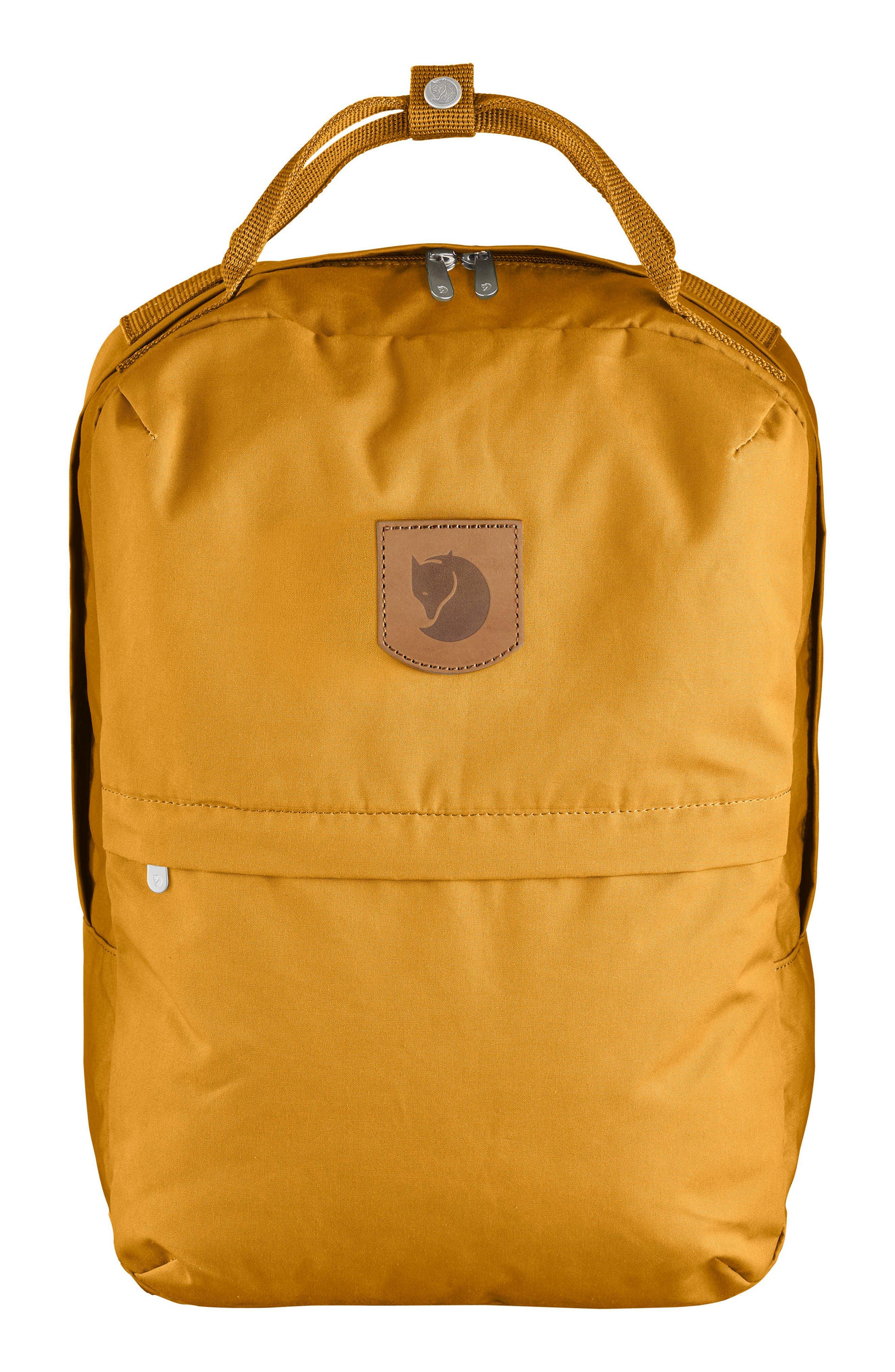 Greenland Backpack,                         Main,                         color, Dandelion