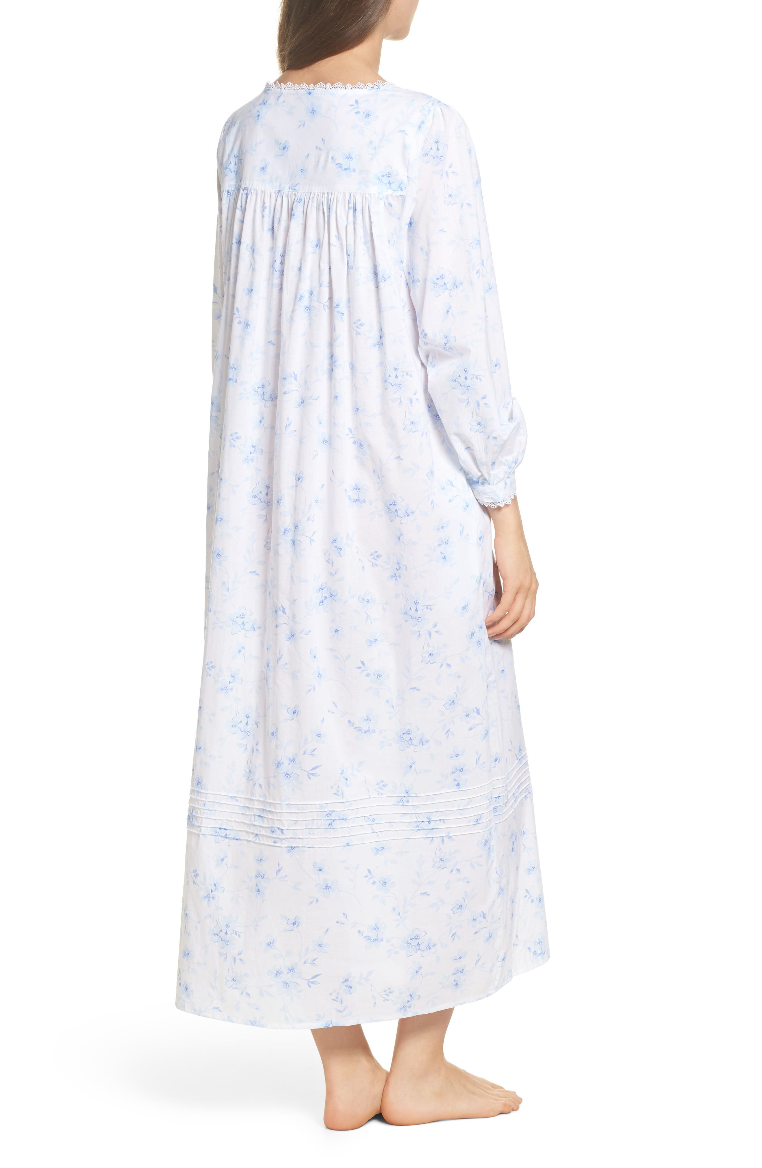 Alternate Image 2  - Eileen West Cotton Lawn Ballet Nightgown