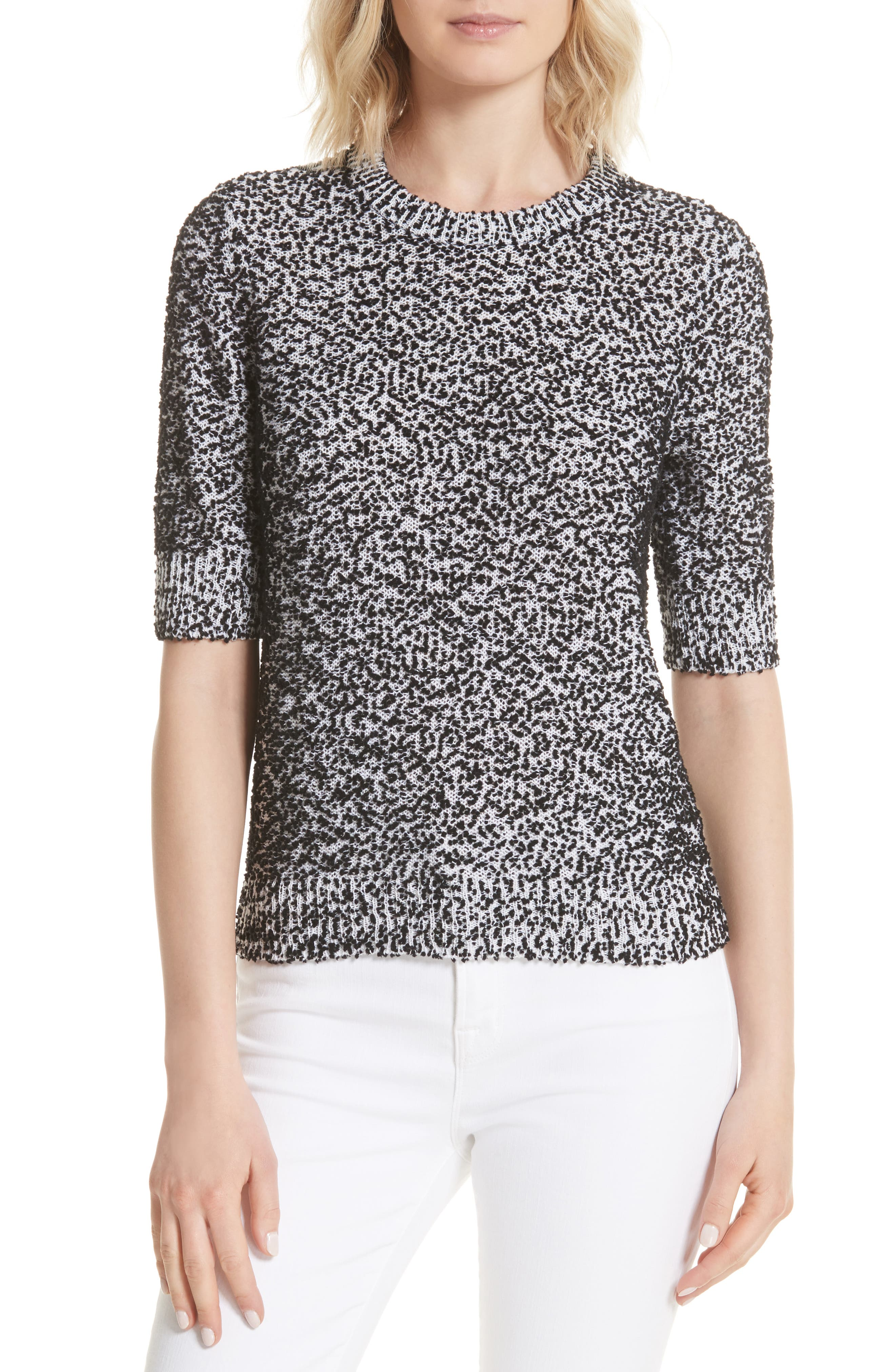 kate spade new york pom sweater