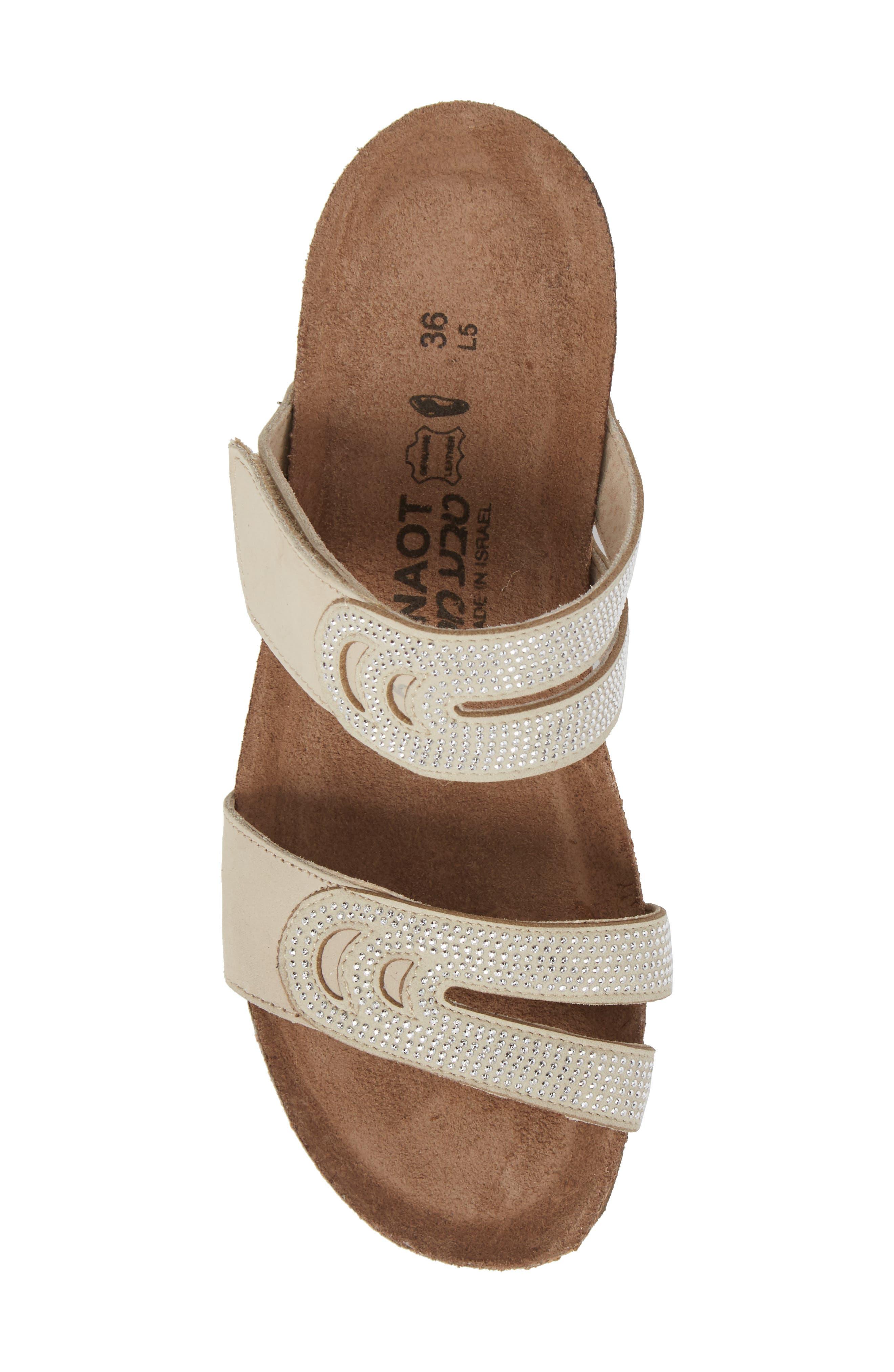Alternate Image 5  - Naot Ainsley Studded Slide Sandal (Women)