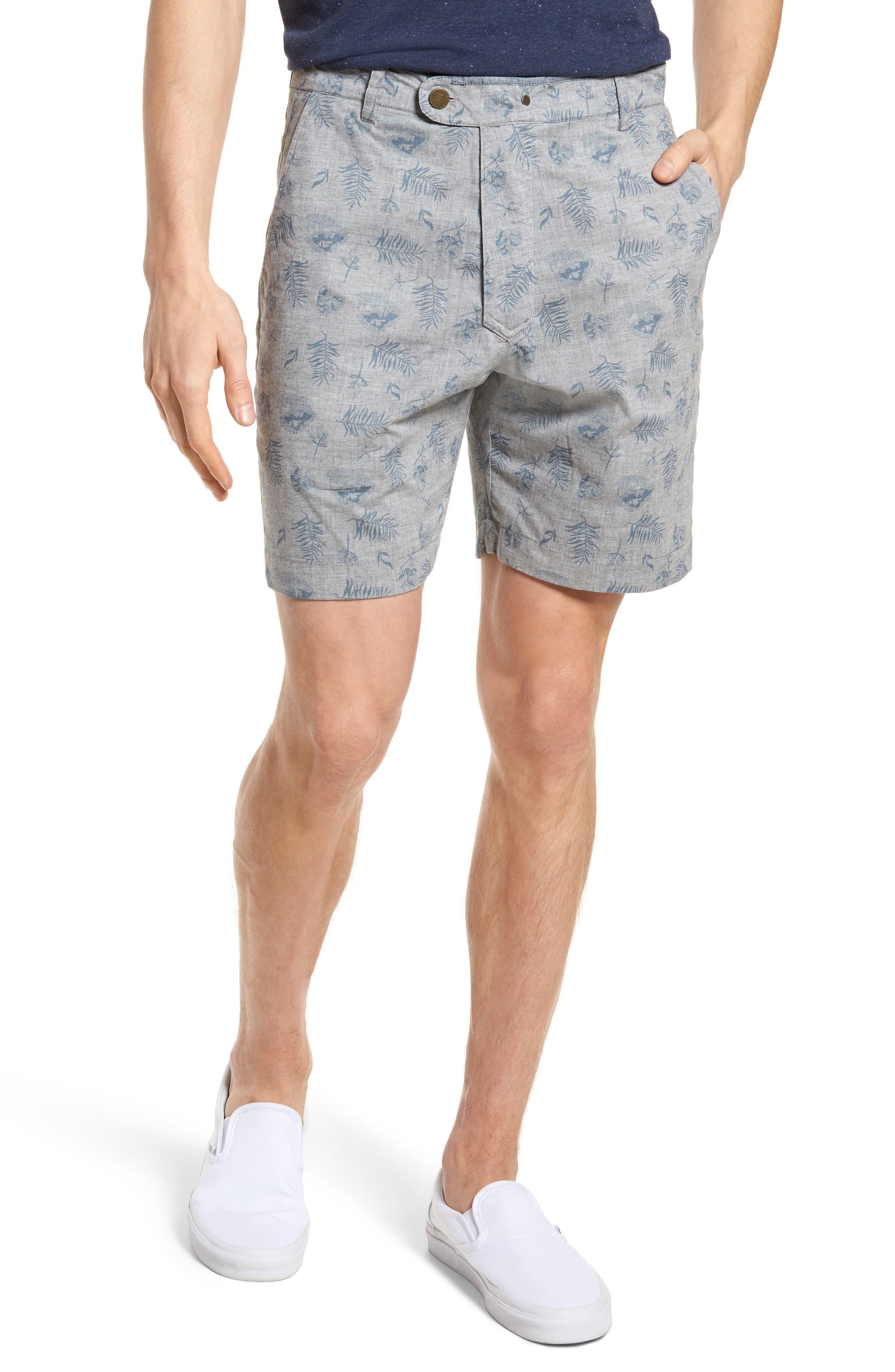Rock Steady Reversible Shorts,                             Alternate thumbnail 2, color,                             Grey