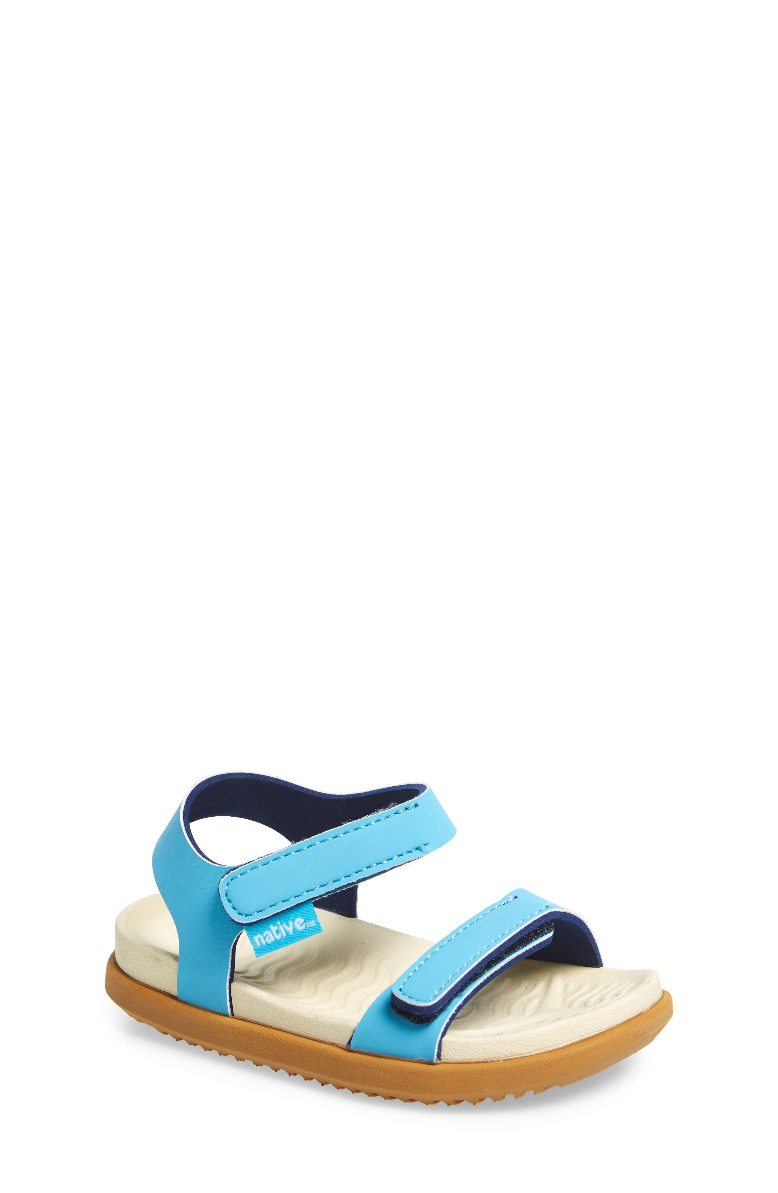 Native Shoes Charley Child Waterproof Flat Sandal (Walker, Toddler, Little Kid & Big Kid)