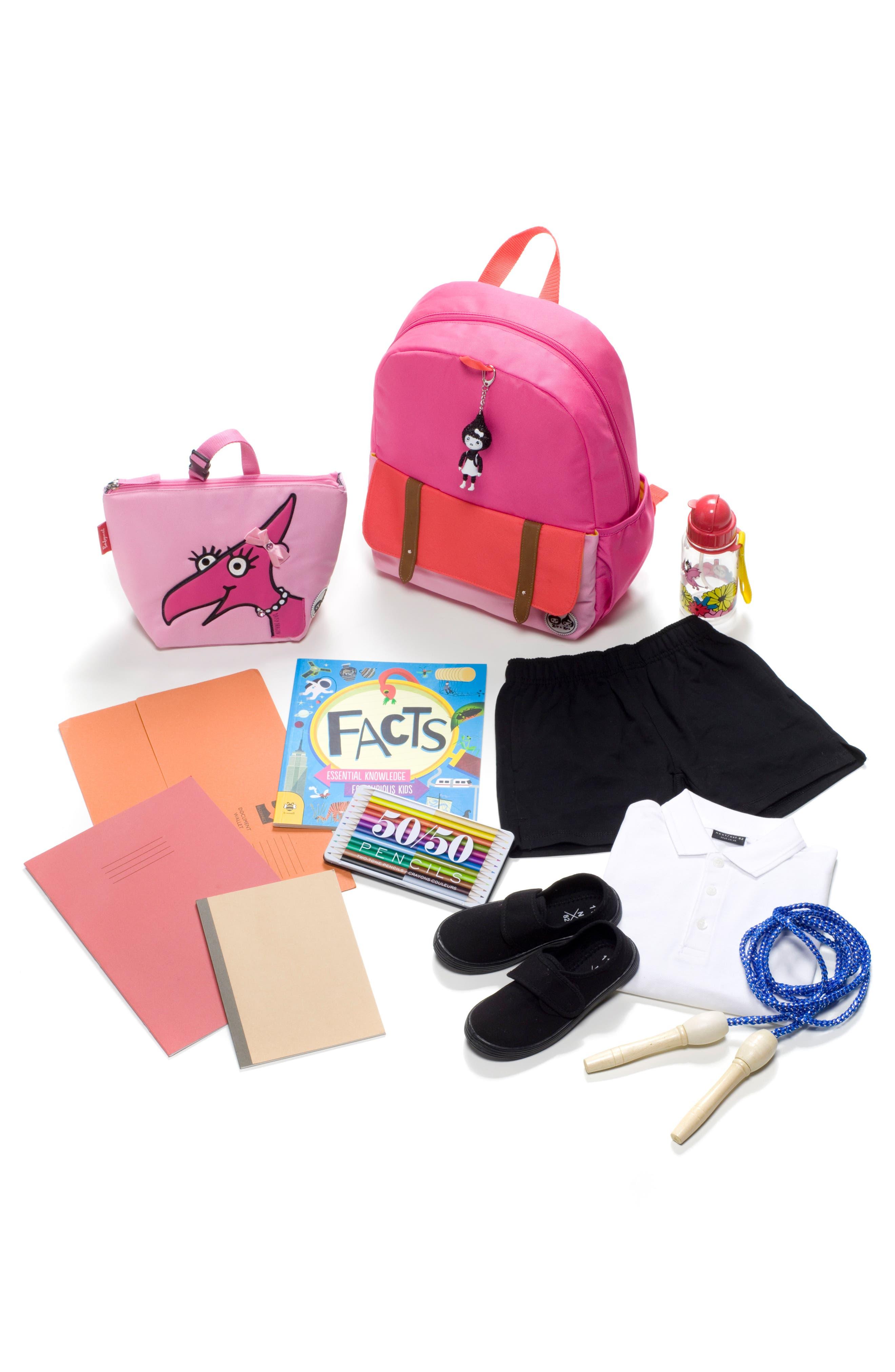 Alternate Image 4  - Babymel Zip & Zoe Colorblock Junior Backpack (Kids)