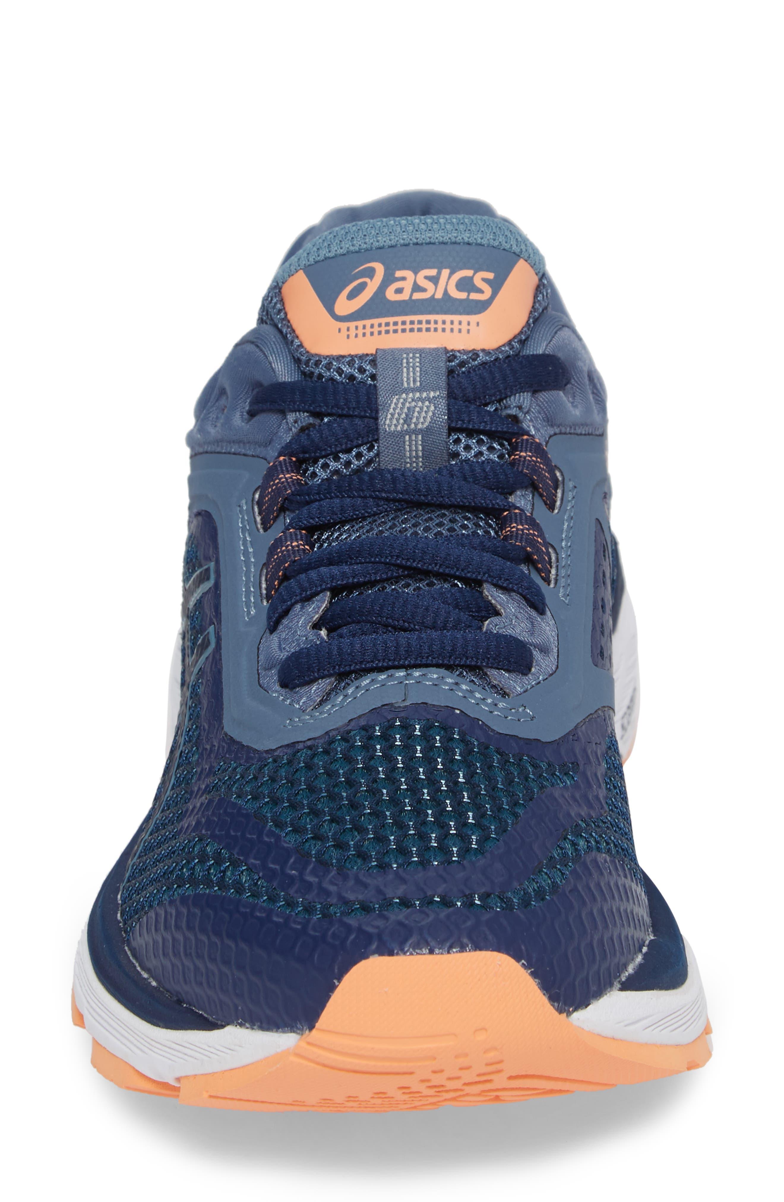 GT-2000 6 Running Shoe,                             Alternate thumbnail 4, color,                             Indigo Blue/ Smoke Blue
