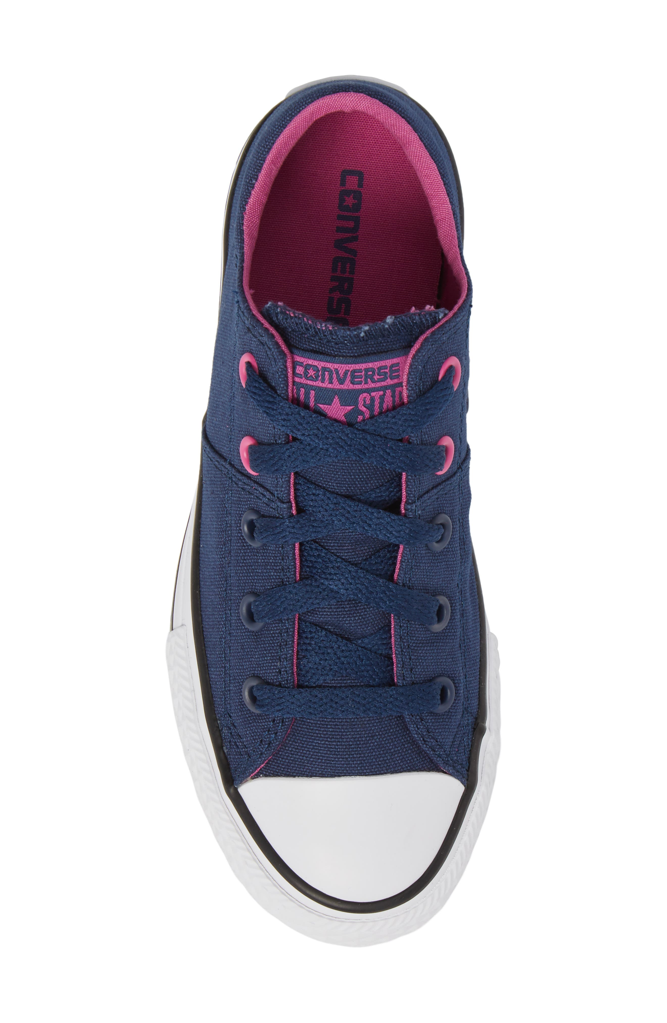 Alternate Image 5  - Converse Chuck Taylor® All Star® Madison Low Top Sneaker (Toddler, Little Kid & Big Kid)