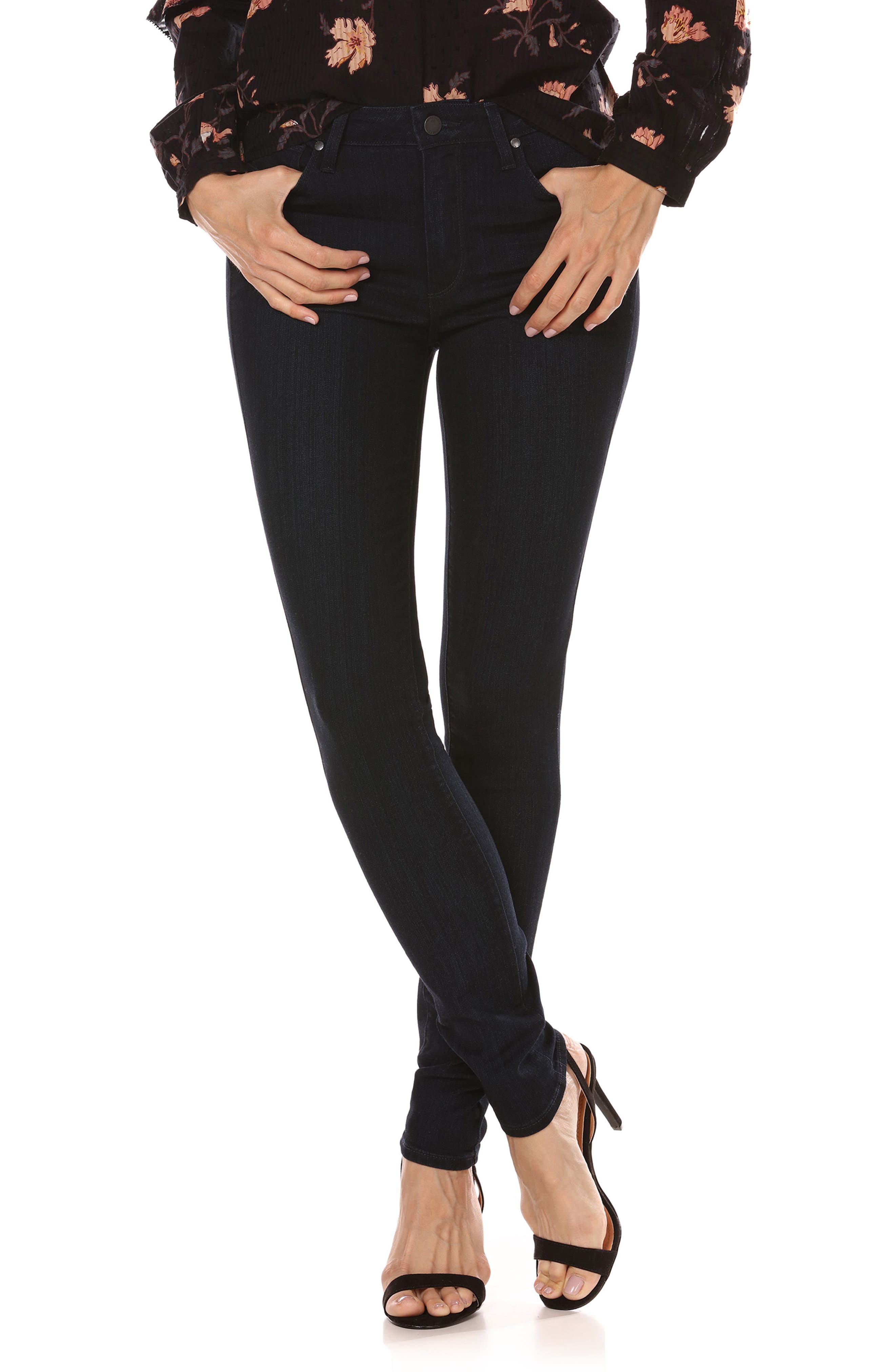 Transcend - Hoxton High Waist Ultra Skinny Jeans,                             Main thumbnail 1, color,                             Emryn