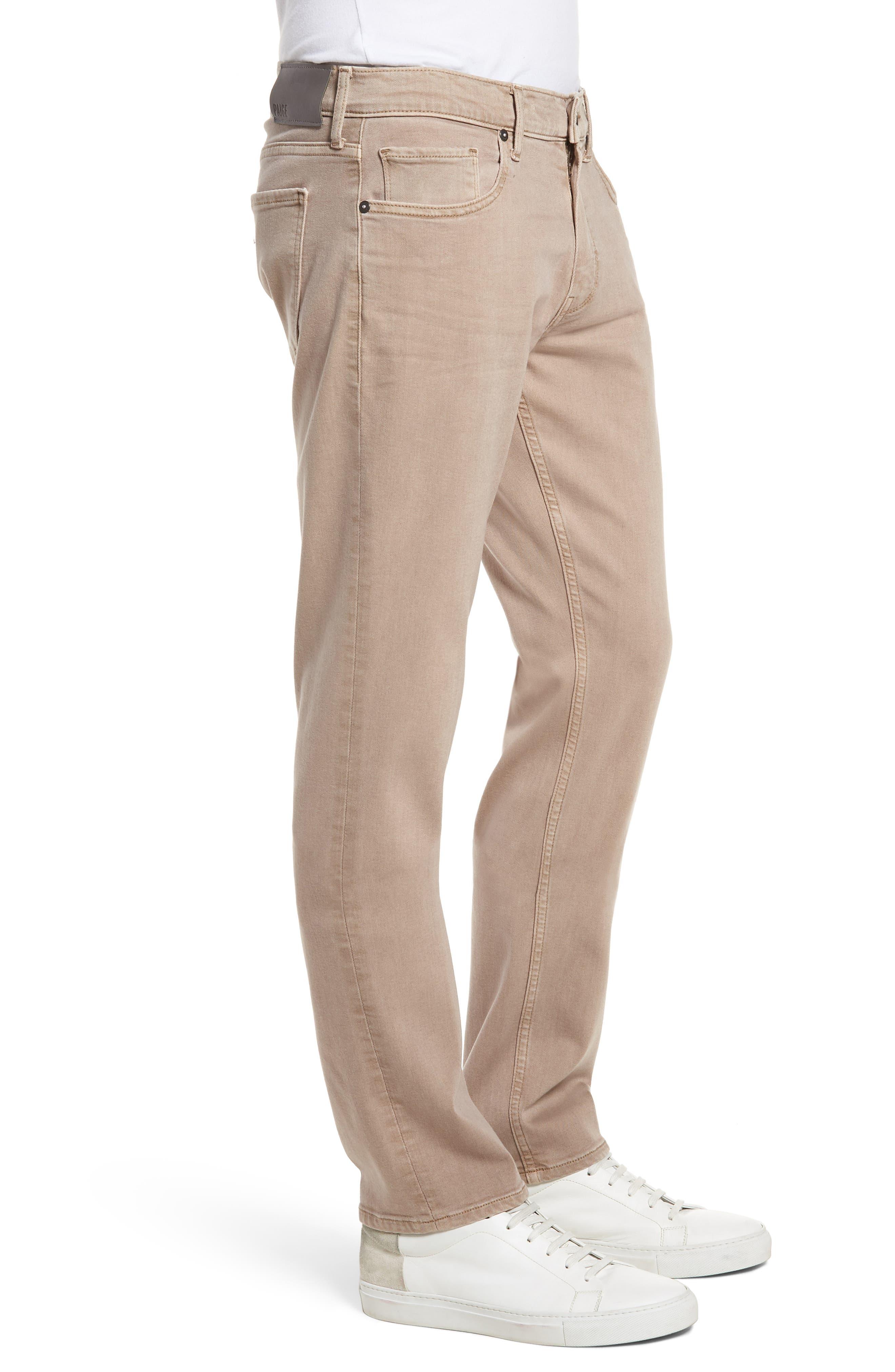 Federal Slim Straight Leg Jeans,                             Alternate thumbnail 3, color,                             Vintage Dune