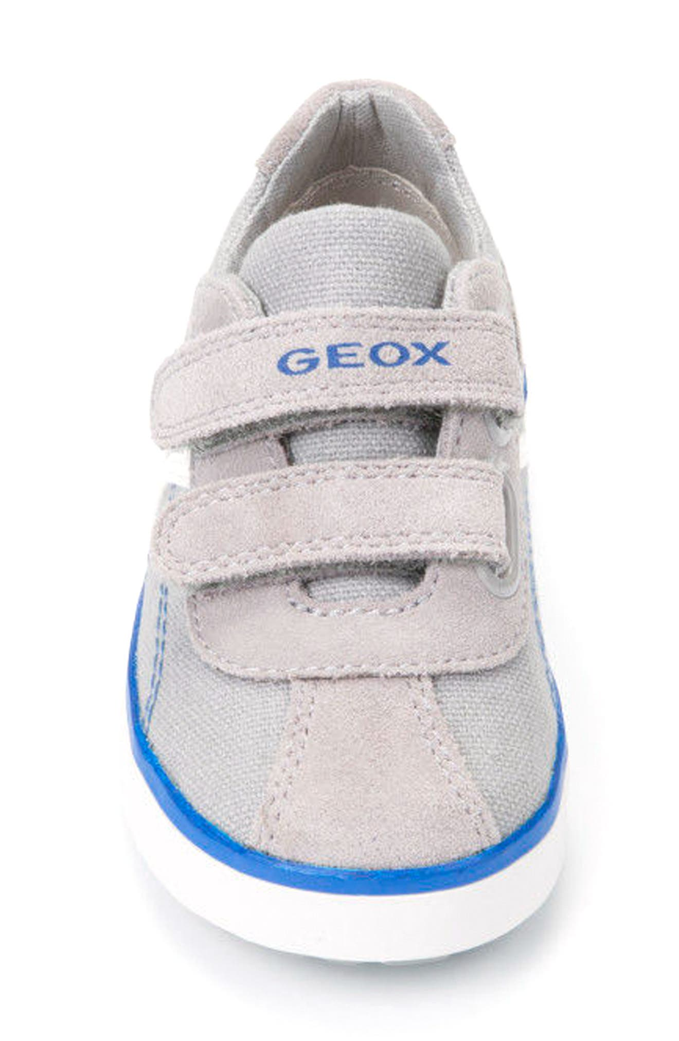 Kilwi Low Top Sneaker,                             Alternate thumbnail 4, color,                             Grey