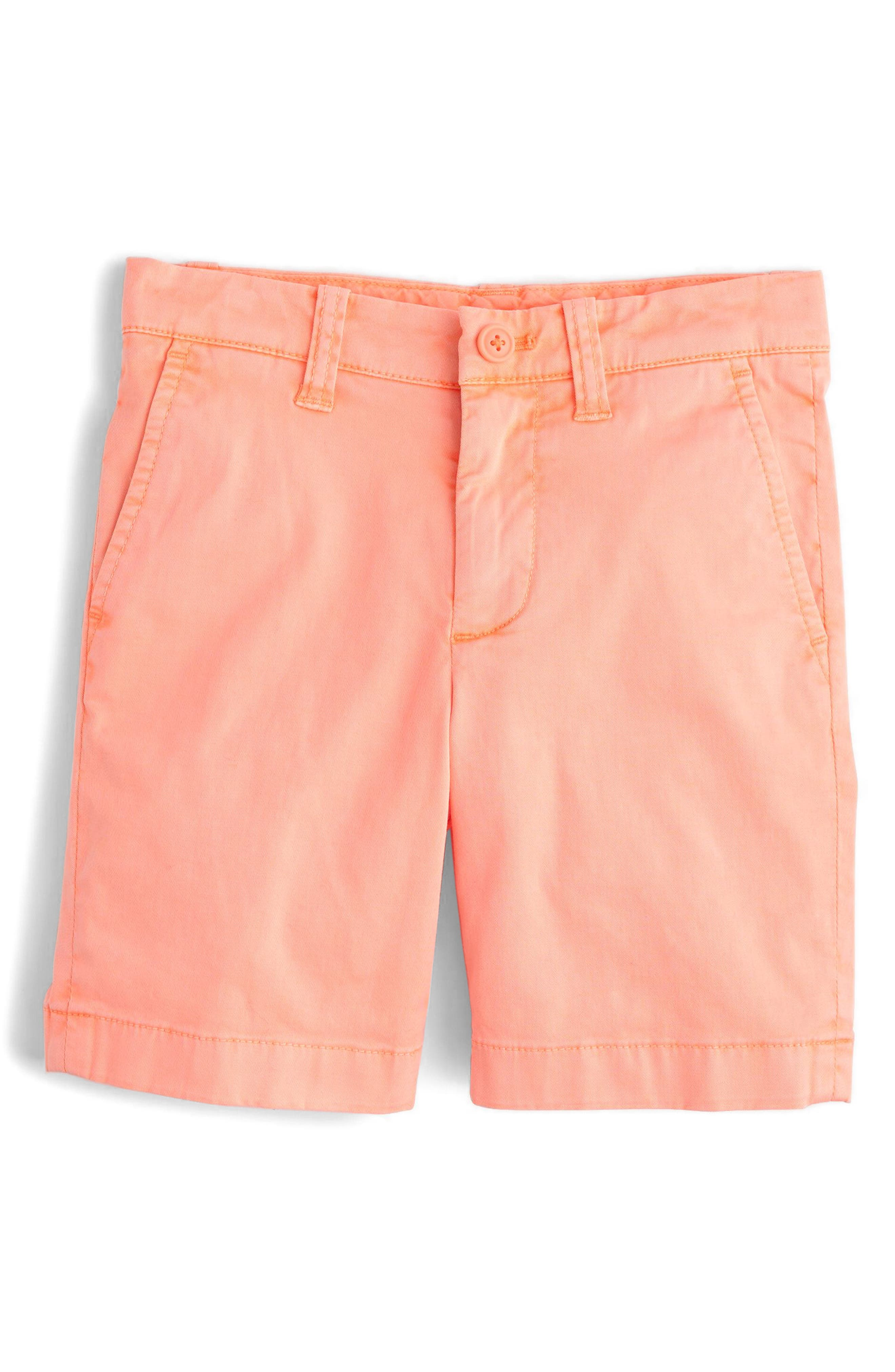 crewcuts by J.Crew Stanton Chino Shorts (Toddler Boys, Little Boys & Big Boys)