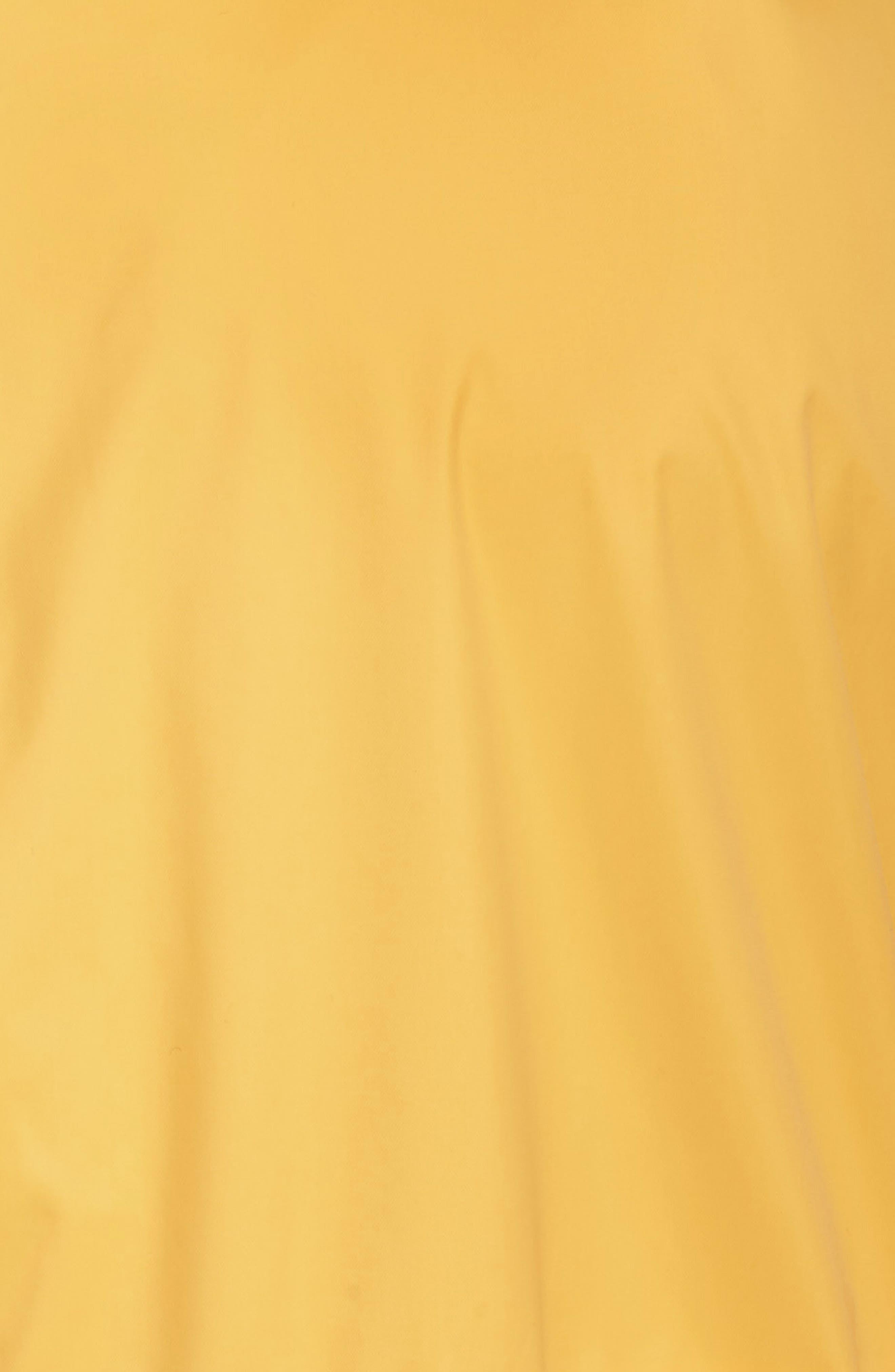 'Arcadia' Hooded Waterproof Casual Jacket,                             Alternate thumbnail 5, color,                             Yellow Ray Cirrus Grey