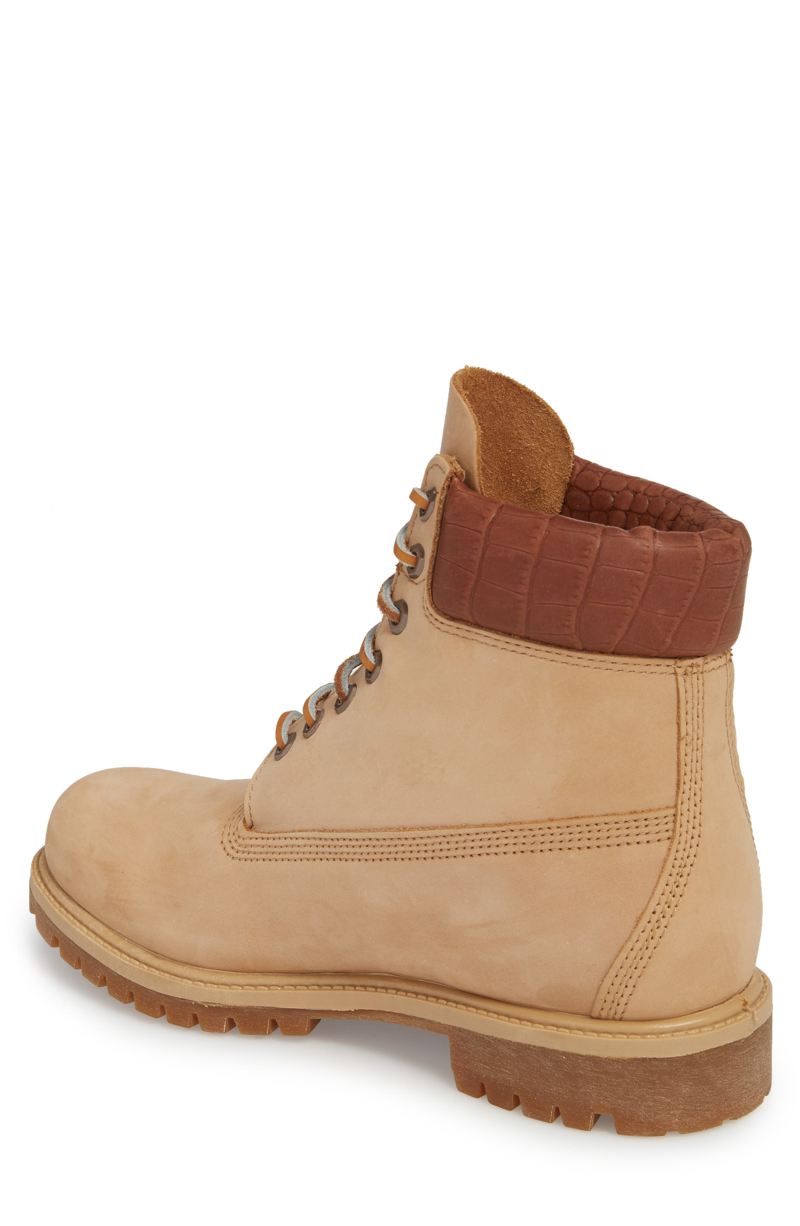 Premium Waterproof PrimaLoft<sup>®</sup> Insulated Boot,                             Alternate thumbnail 2, color,                             Iced Coffee