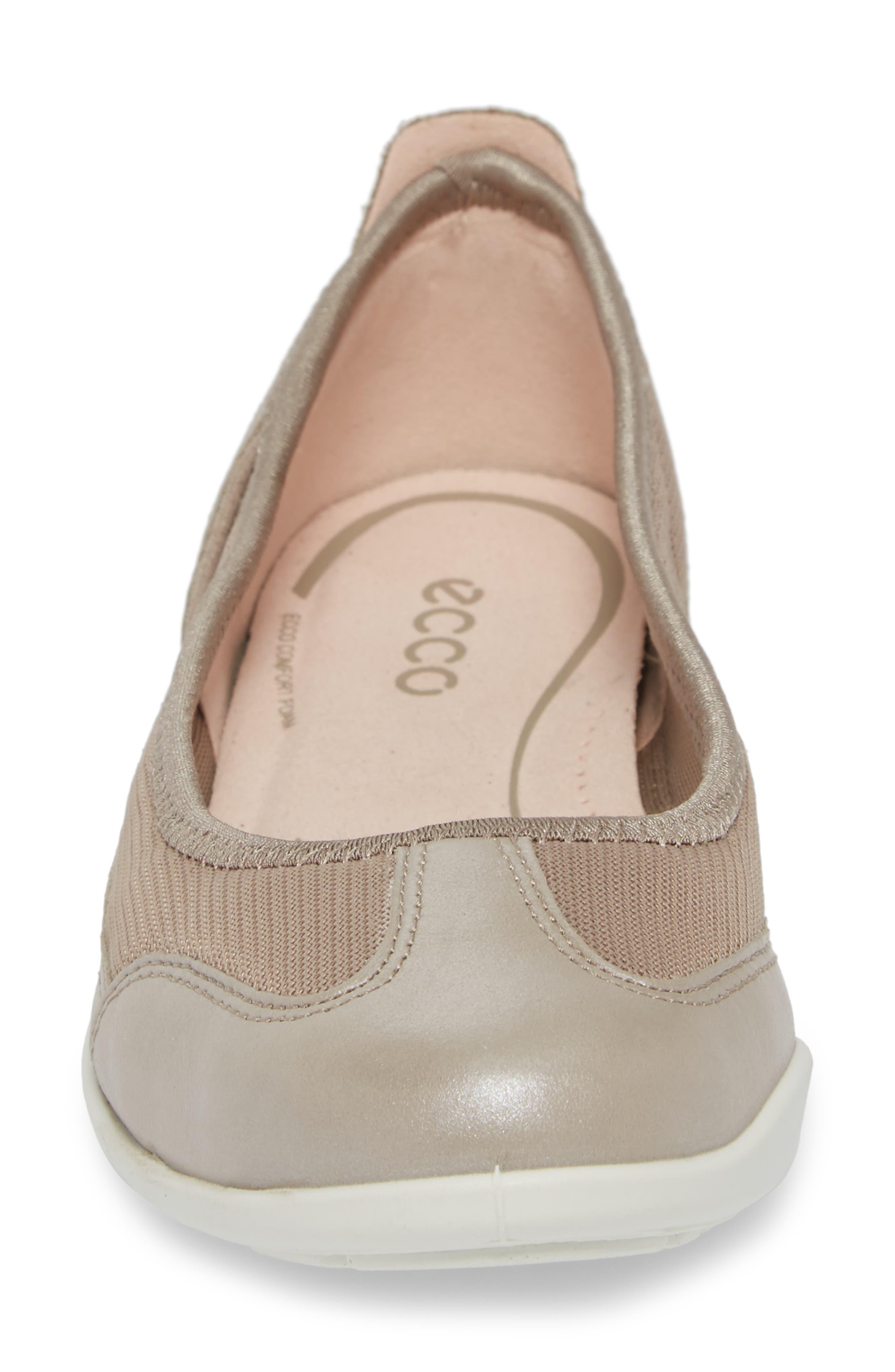 Alternate Image 4  - ECCO 'Bluma' Ballet Sneaker (Women)