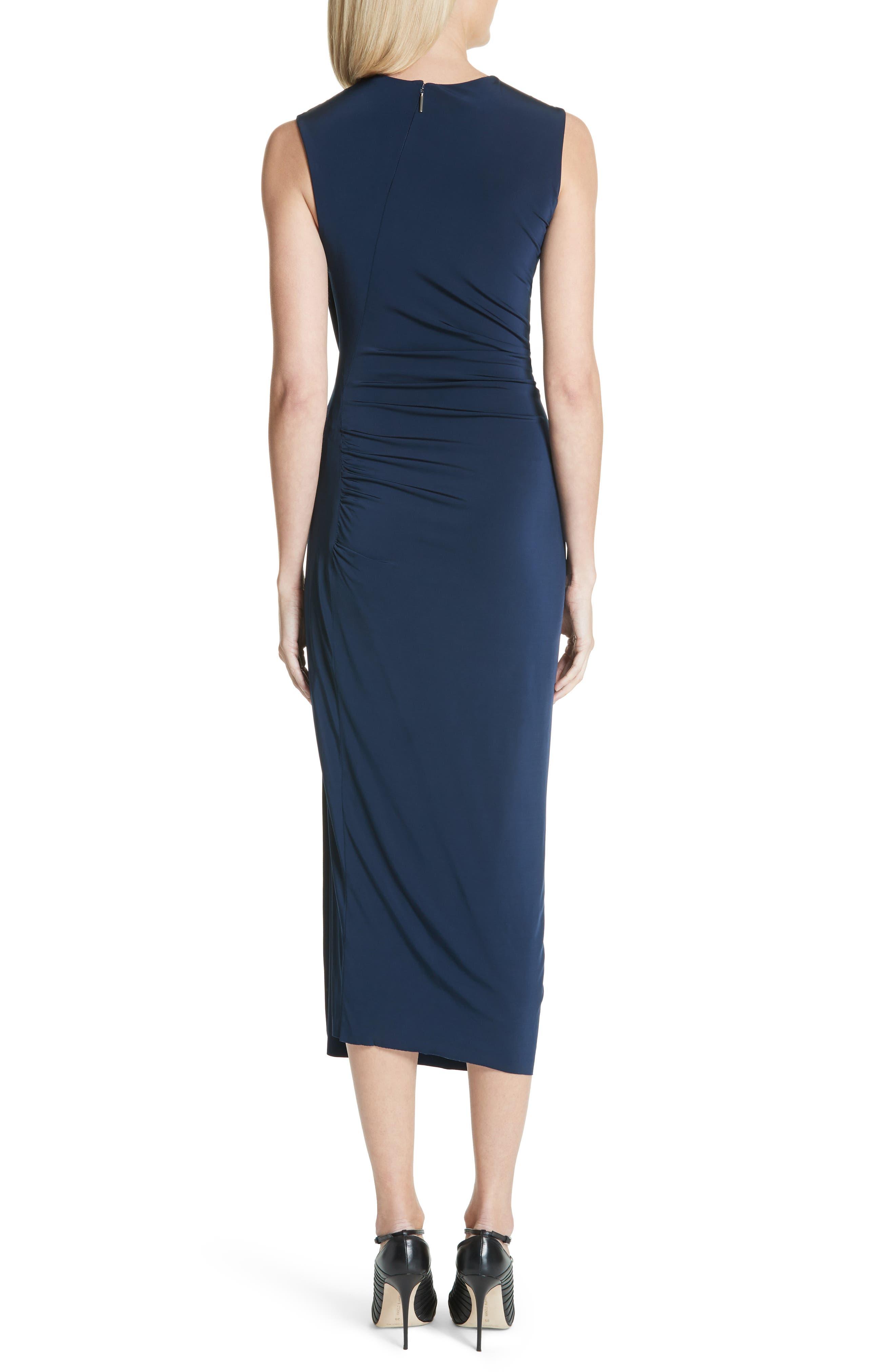 Alternate Image 2  - Jason Wu Draped Jersey Dress