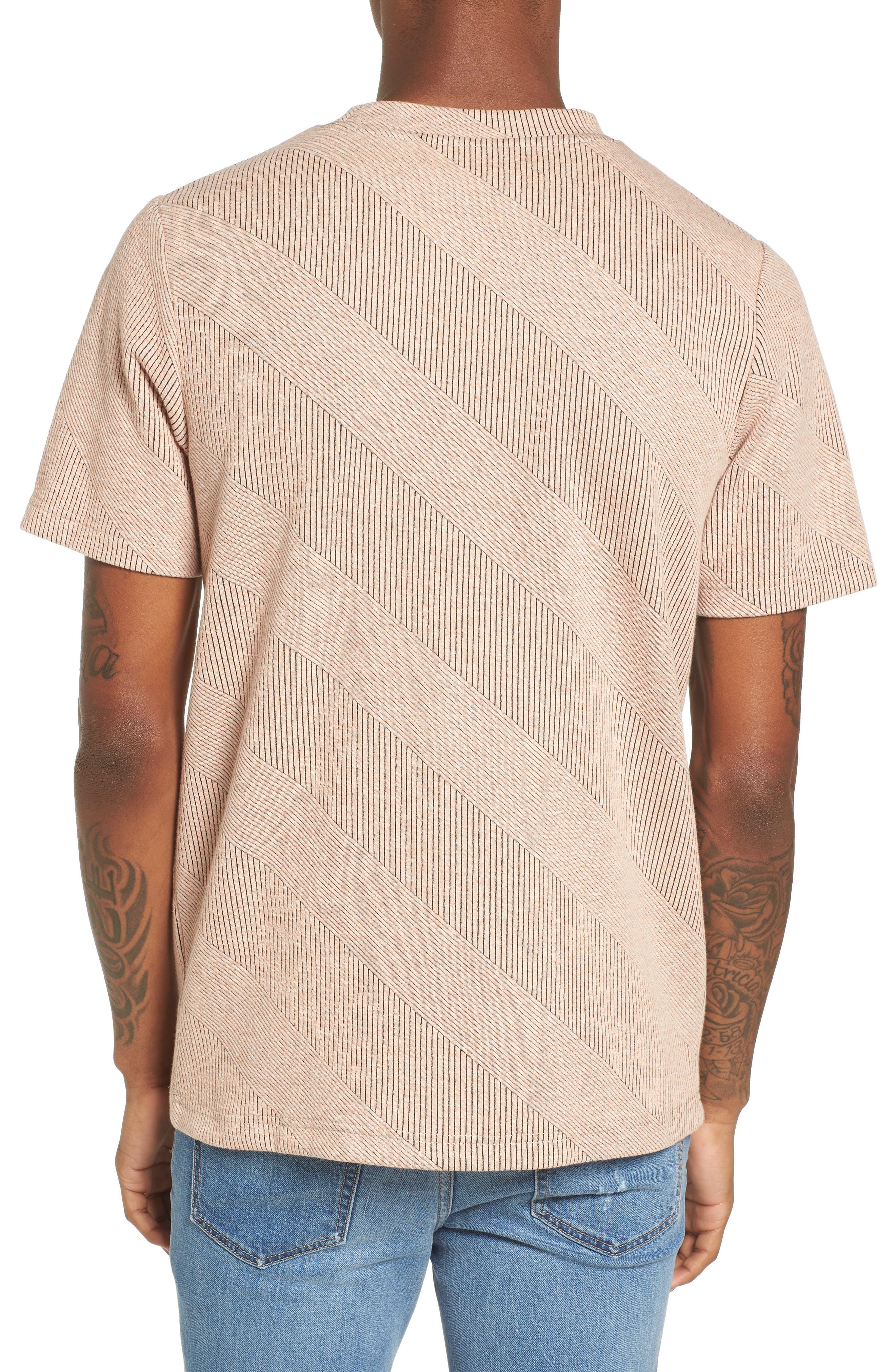 Biota T-Shirt,                             Alternate thumbnail 2, color,                             Coral