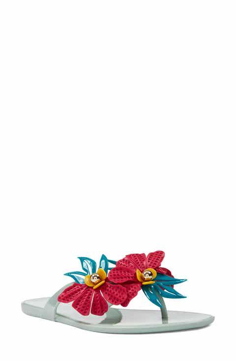 Nine West Macinee Thong Sandal (Women)