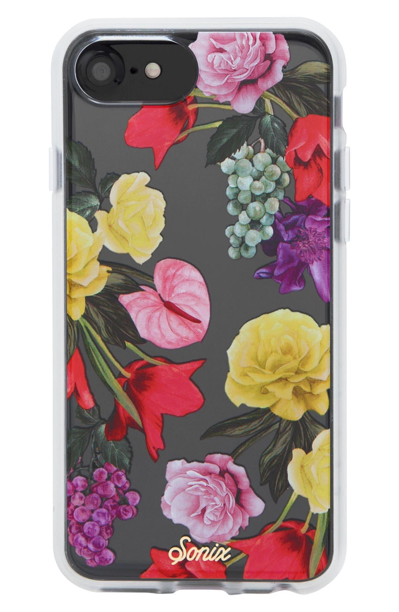 Betty Bloom iPhone 6/6s/7/8 & 6/6s/7/8 Plus Case,                             Main thumbnail 1, color,                             Multi