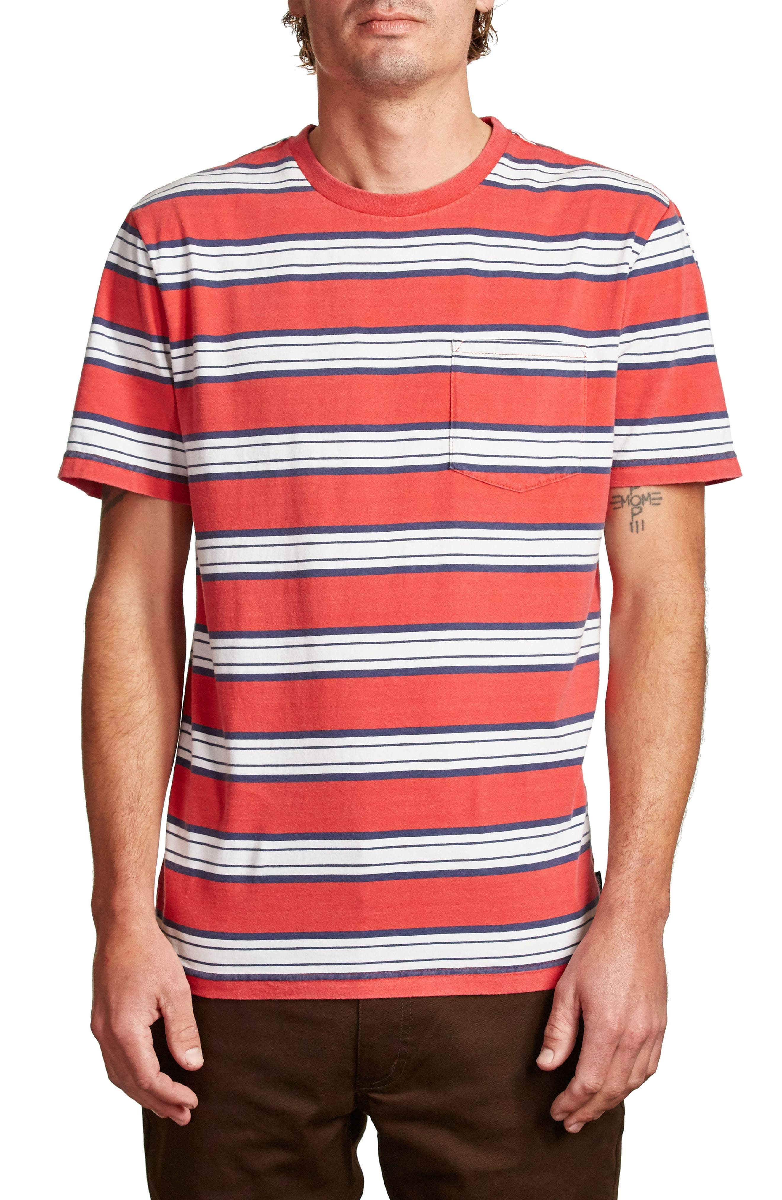 Hilt T-Shirt,                             Main thumbnail 1, color,                             Red