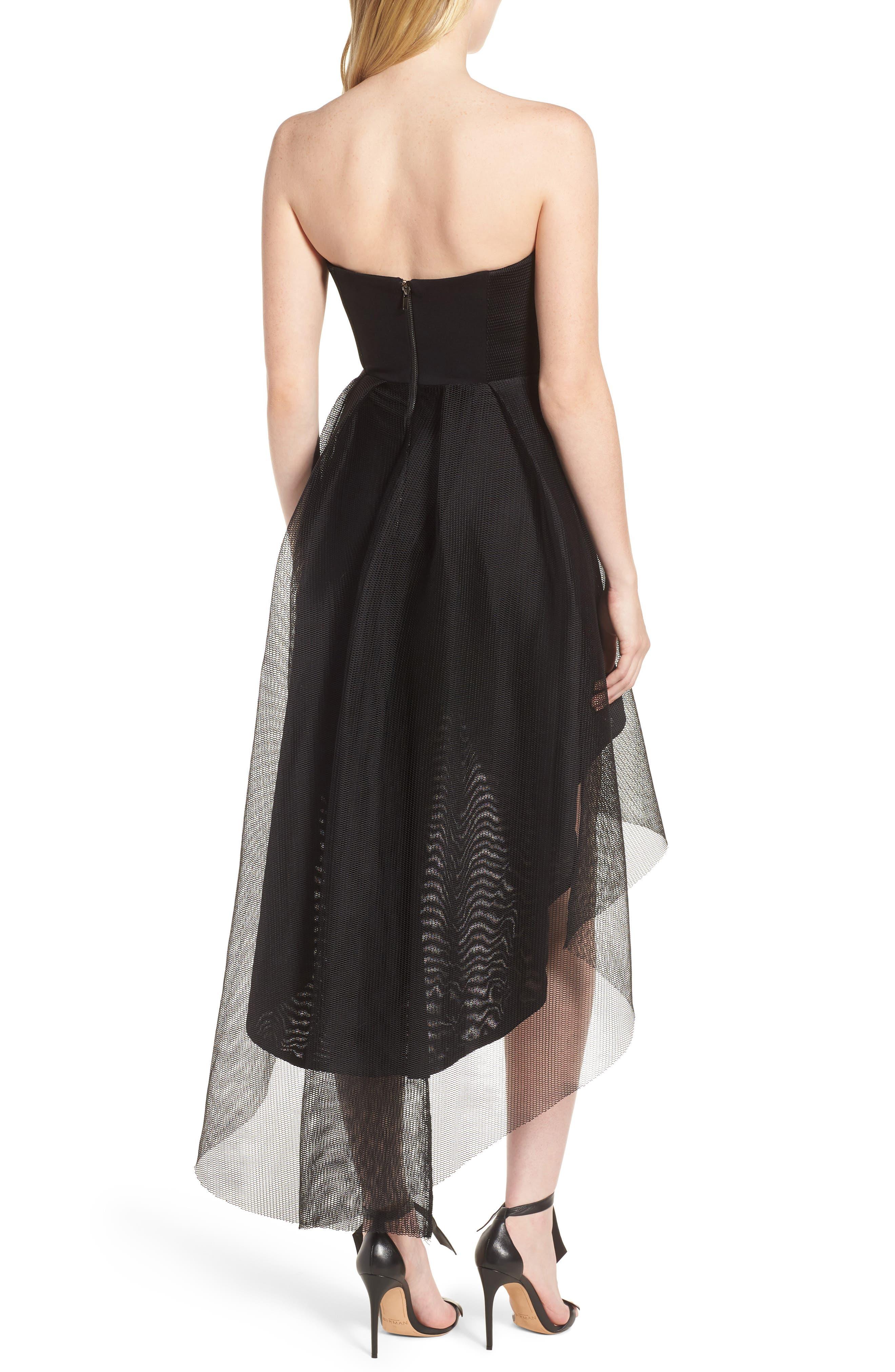 Alternate Image 2  - Elliatt Elysian High/Low Dress