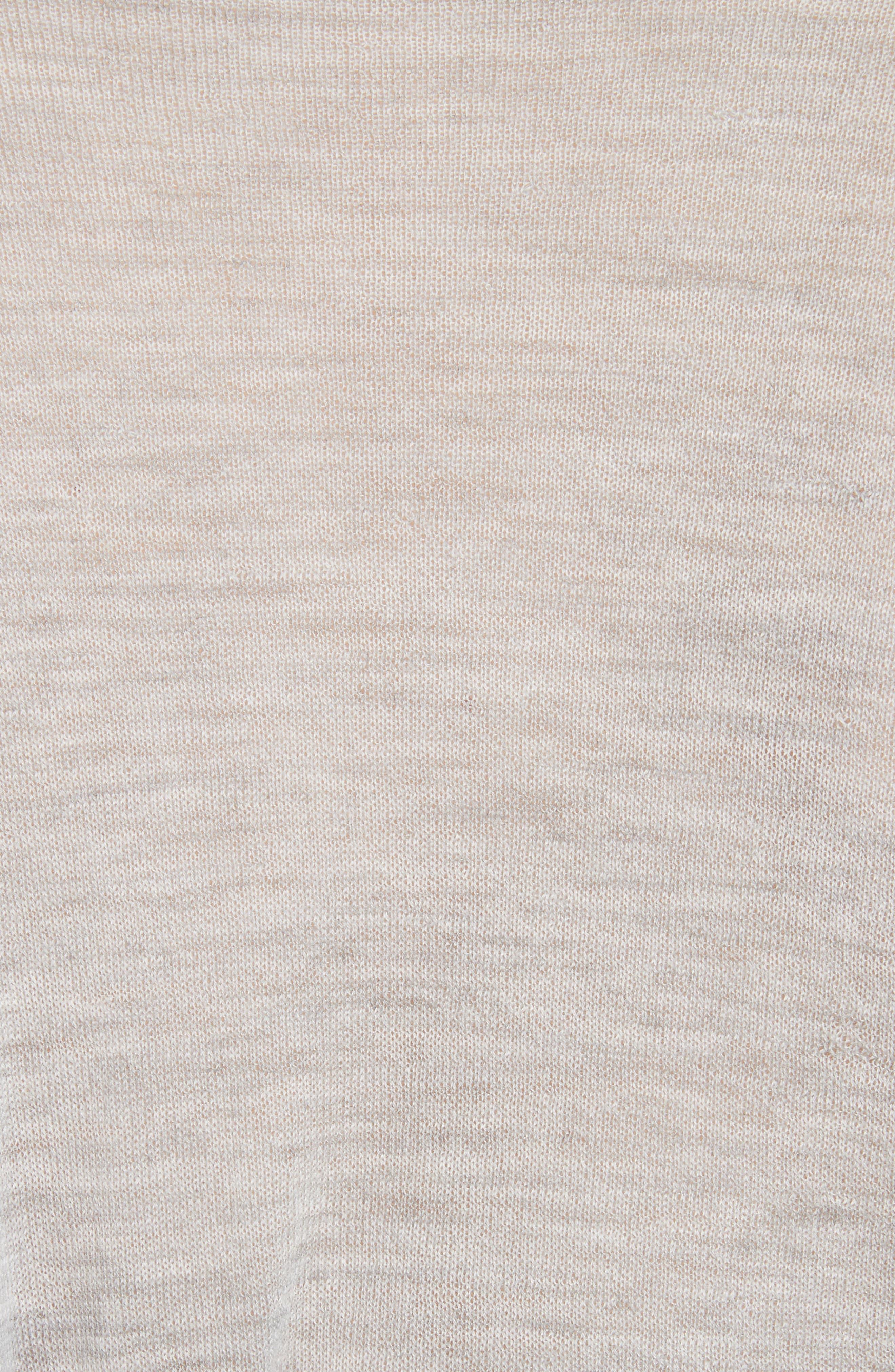 Alternate Image 5  - Helmut Lang Knot Detail Cashmere Sweater