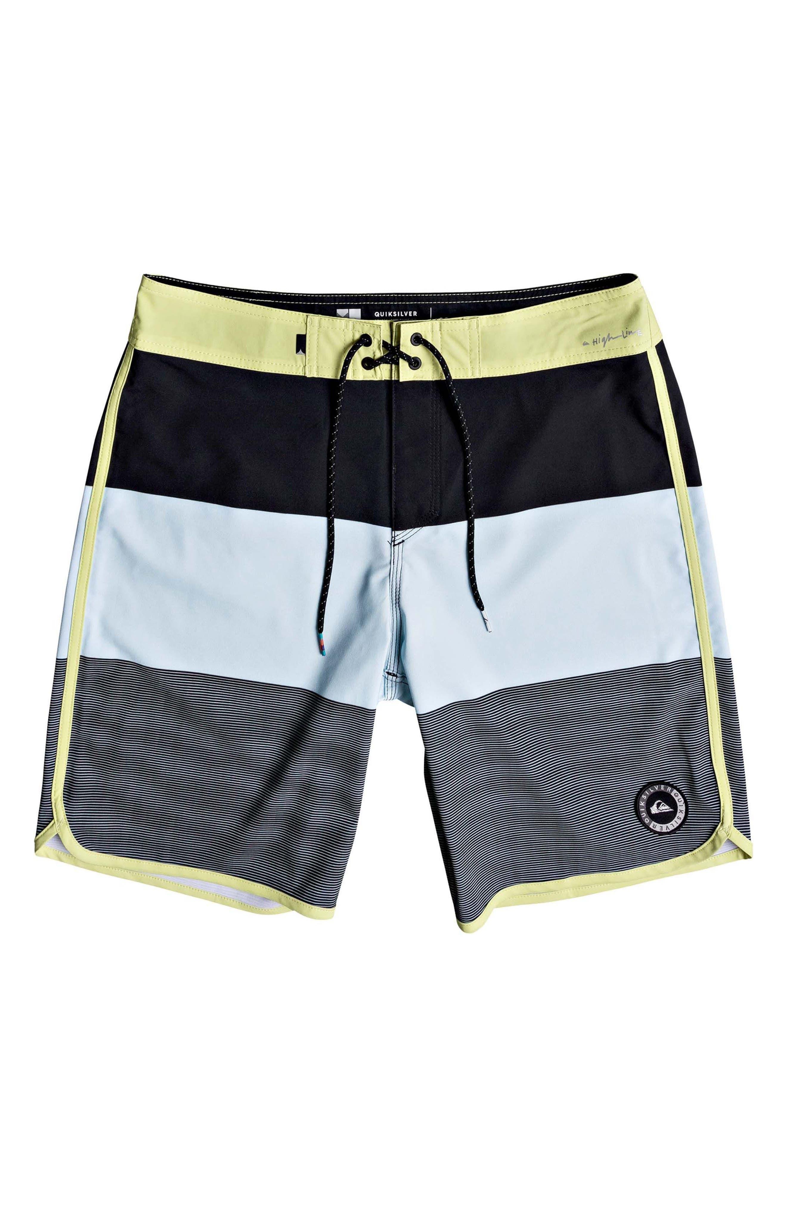 Quiksilver Highline Tijuana Board Shorts (Big Boys)