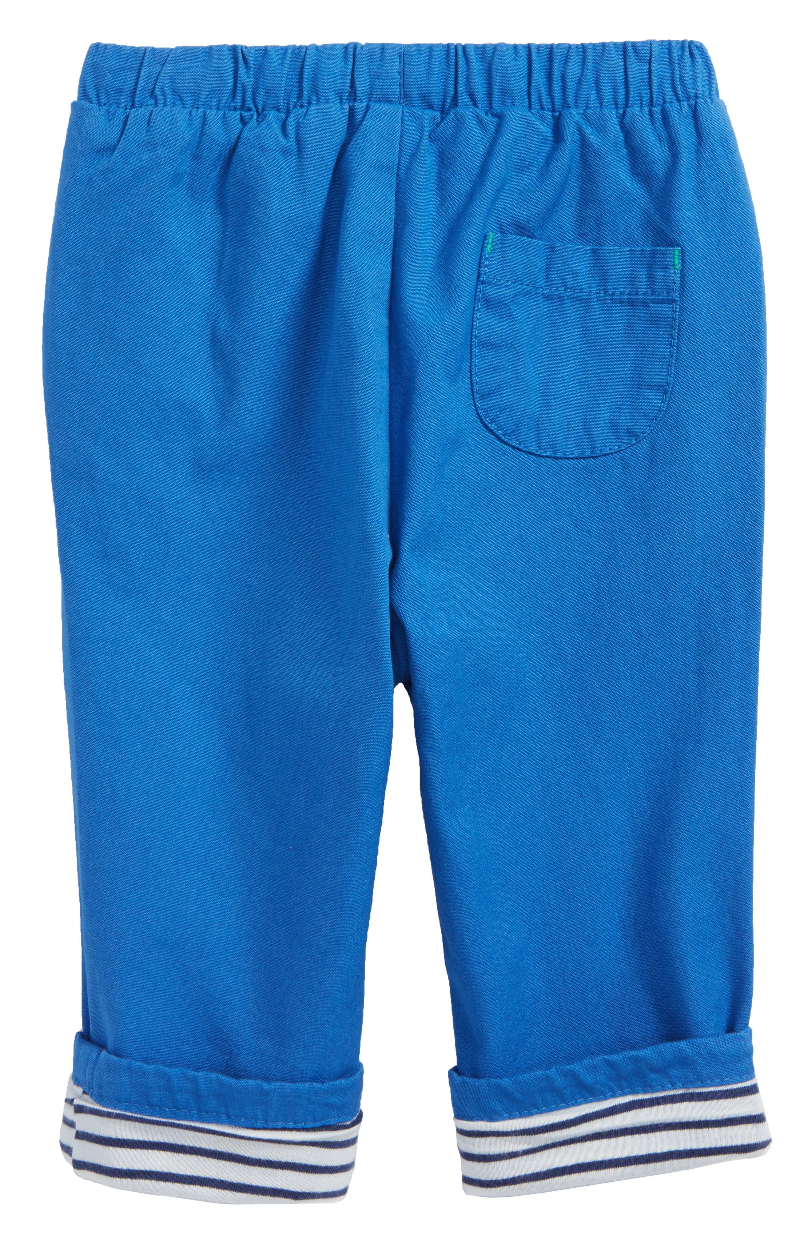 Pull On Pants,                             Alternate thumbnail 2, color,                             Skipper Blue