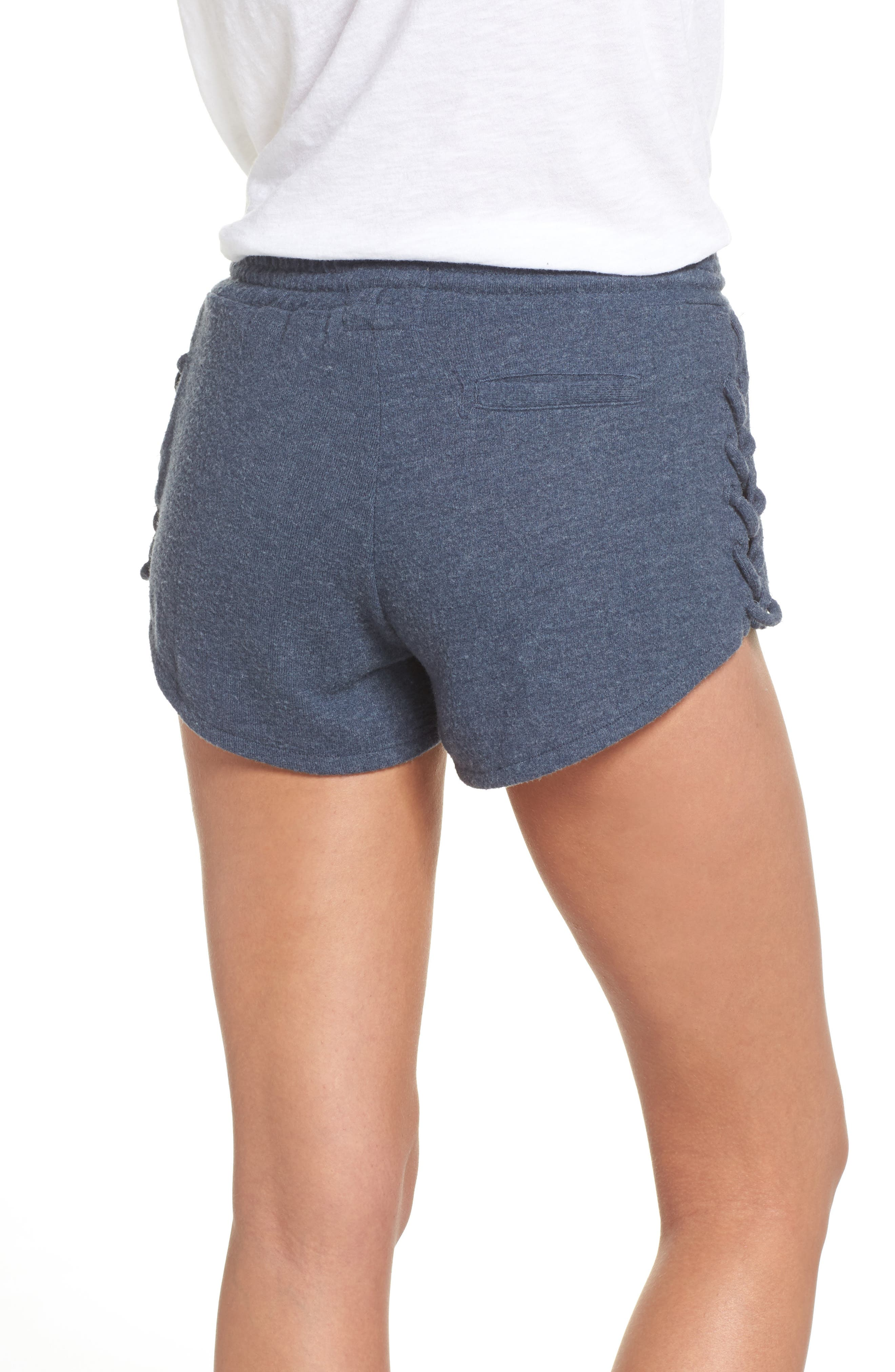 Love Shorts,                             Alternate thumbnail 2, color,                             Aquarius