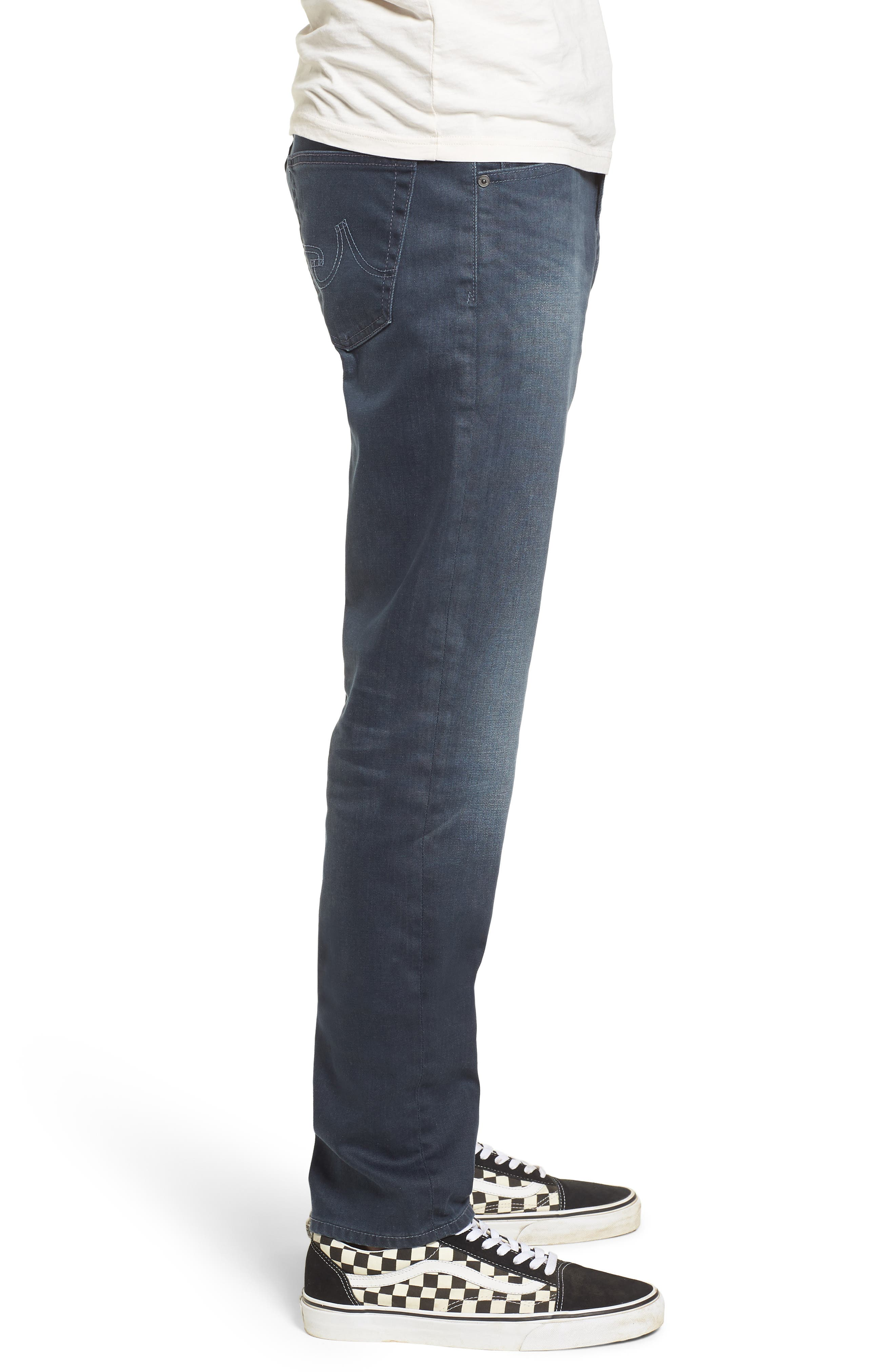 Dylan Skinny Fit Jeans,                             Alternate thumbnail 3, color,                             9 Years Tidepool