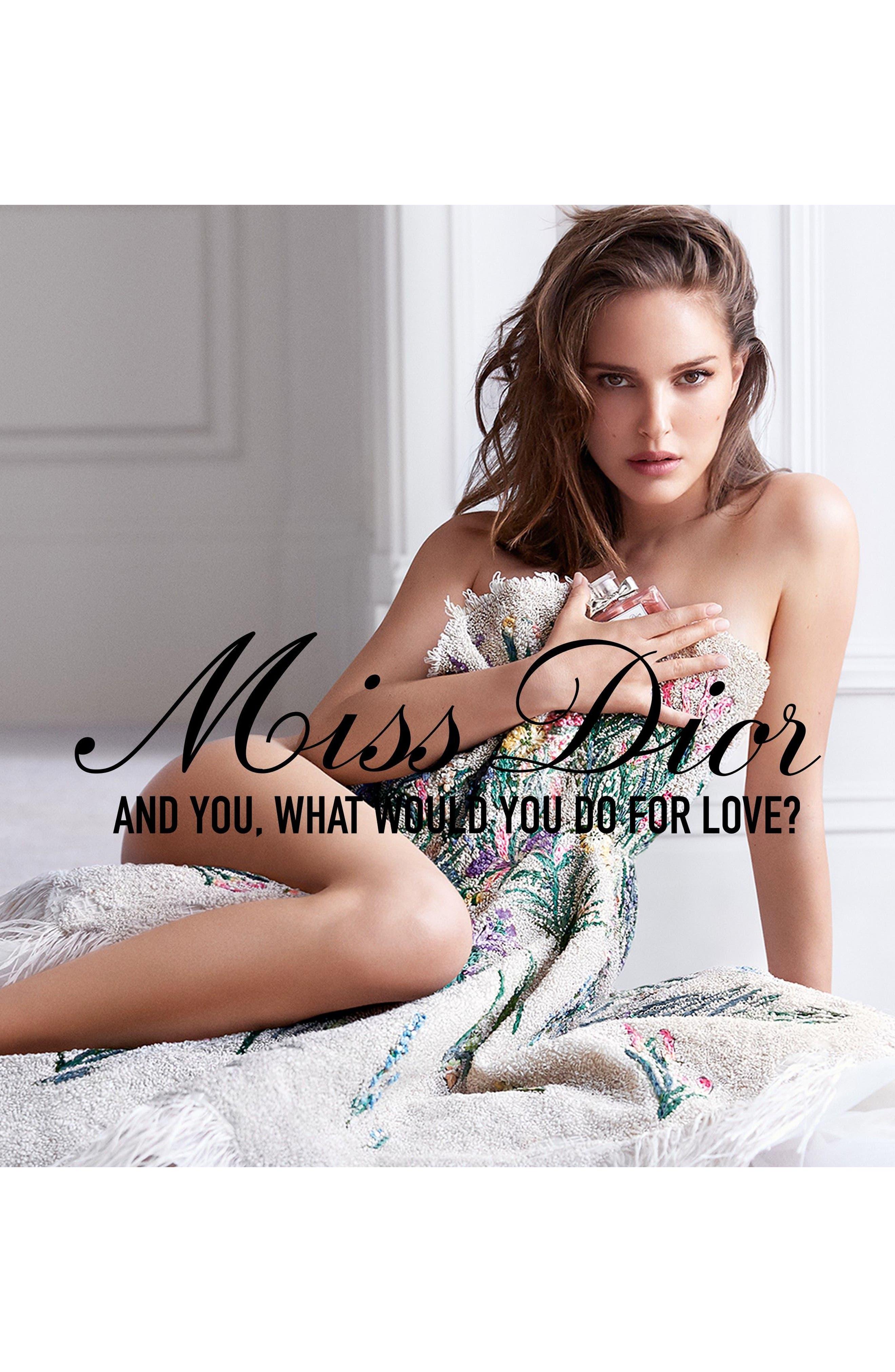 'Miss Dior Absolutely Blooming' Eau de Parfum,                             Alternate thumbnail 2, color,                             No Color