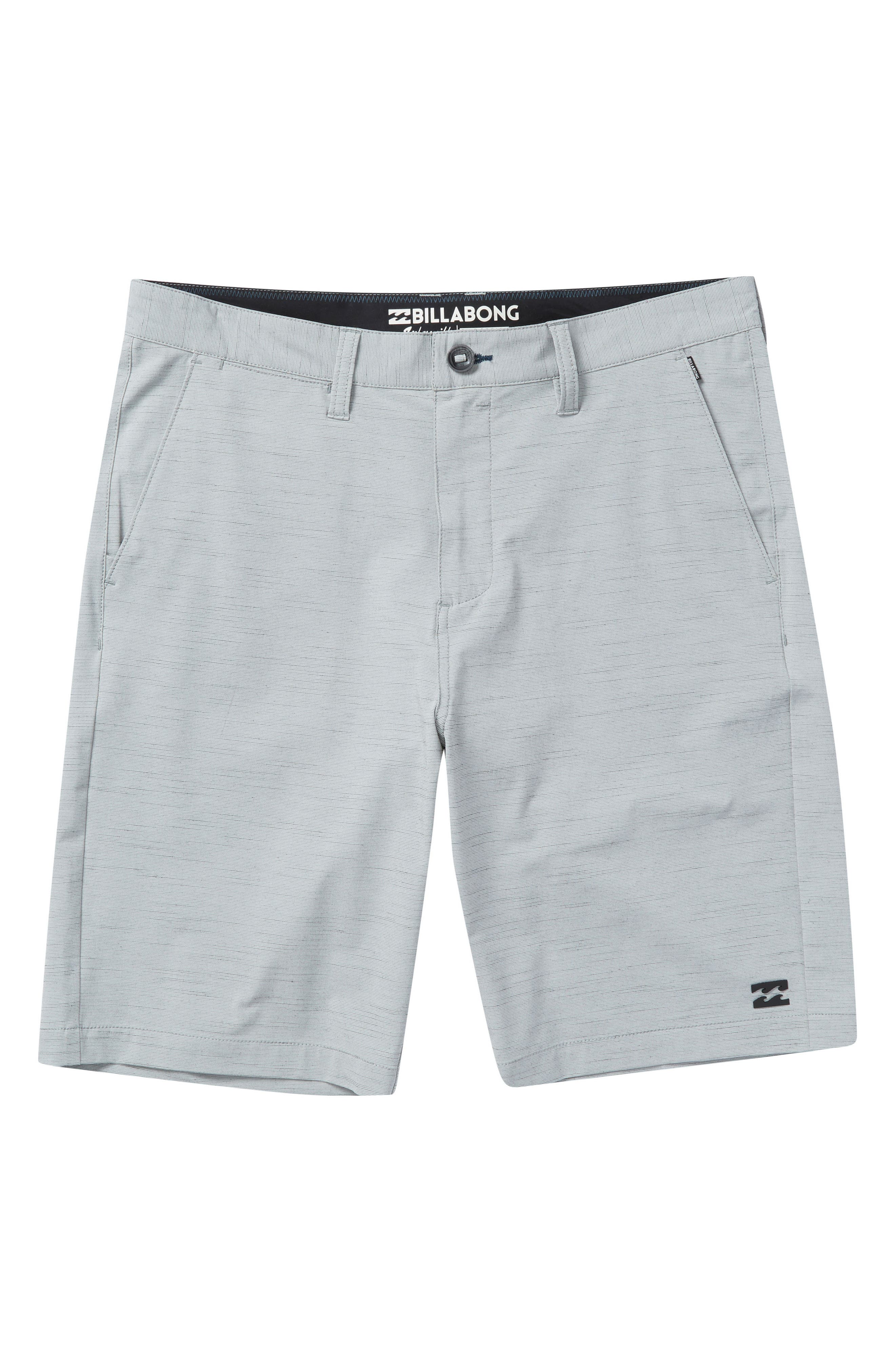 Crossfire X Hybrid Shorts,                             Main thumbnail 1, color,                             Silver