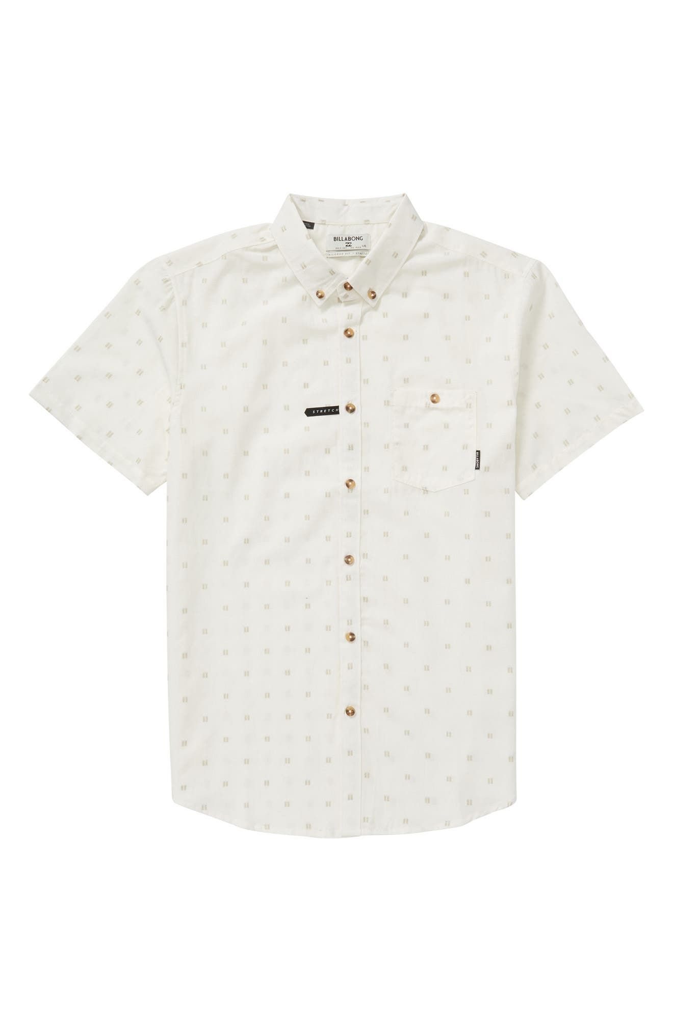 All Day Jacquard Woven Shirt,                         Main,                         color, Rock