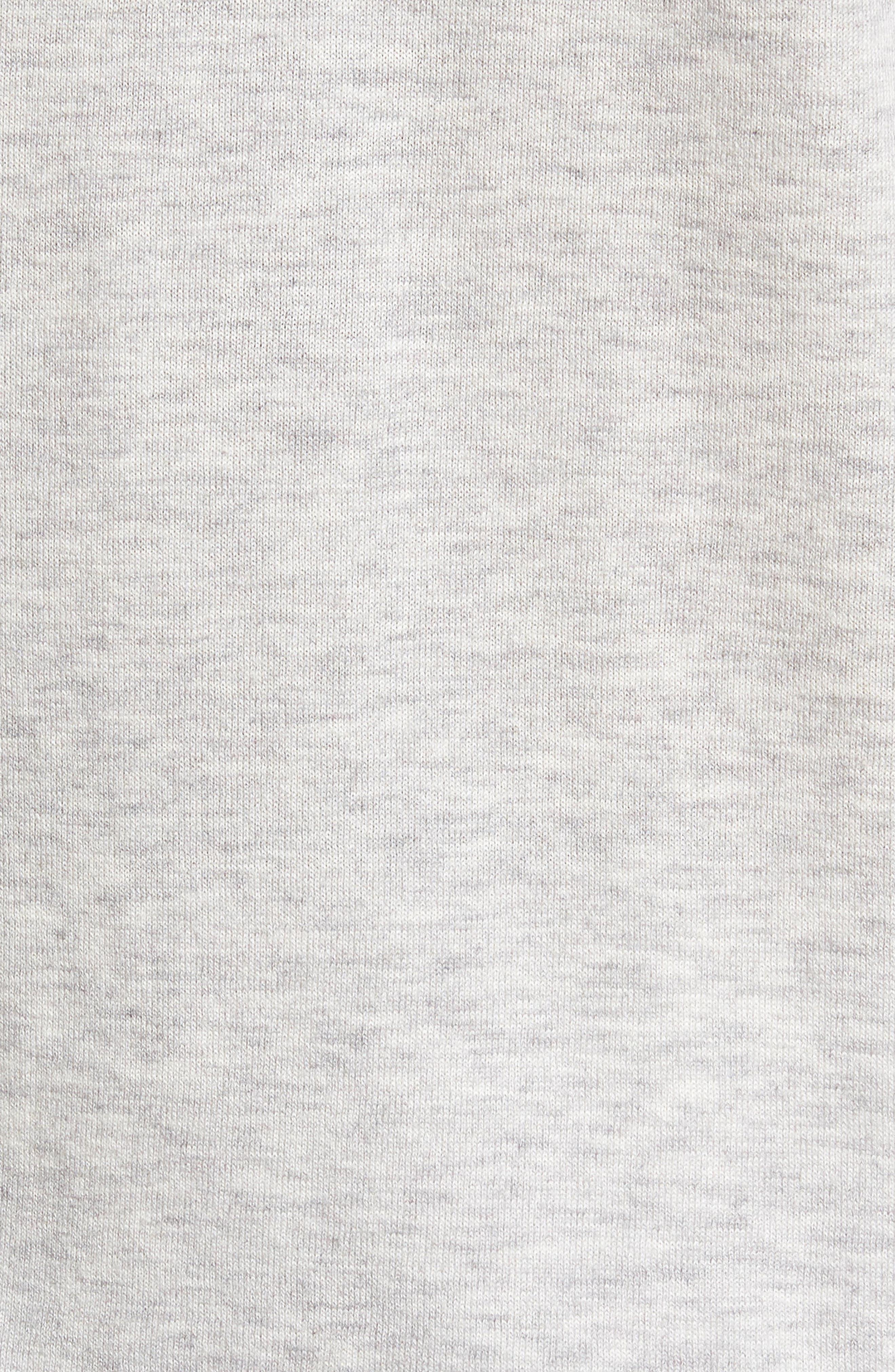 Fine Gauge Regular Fit Cotton Polo,                             Alternate thumbnail 5, color,                             Platinum