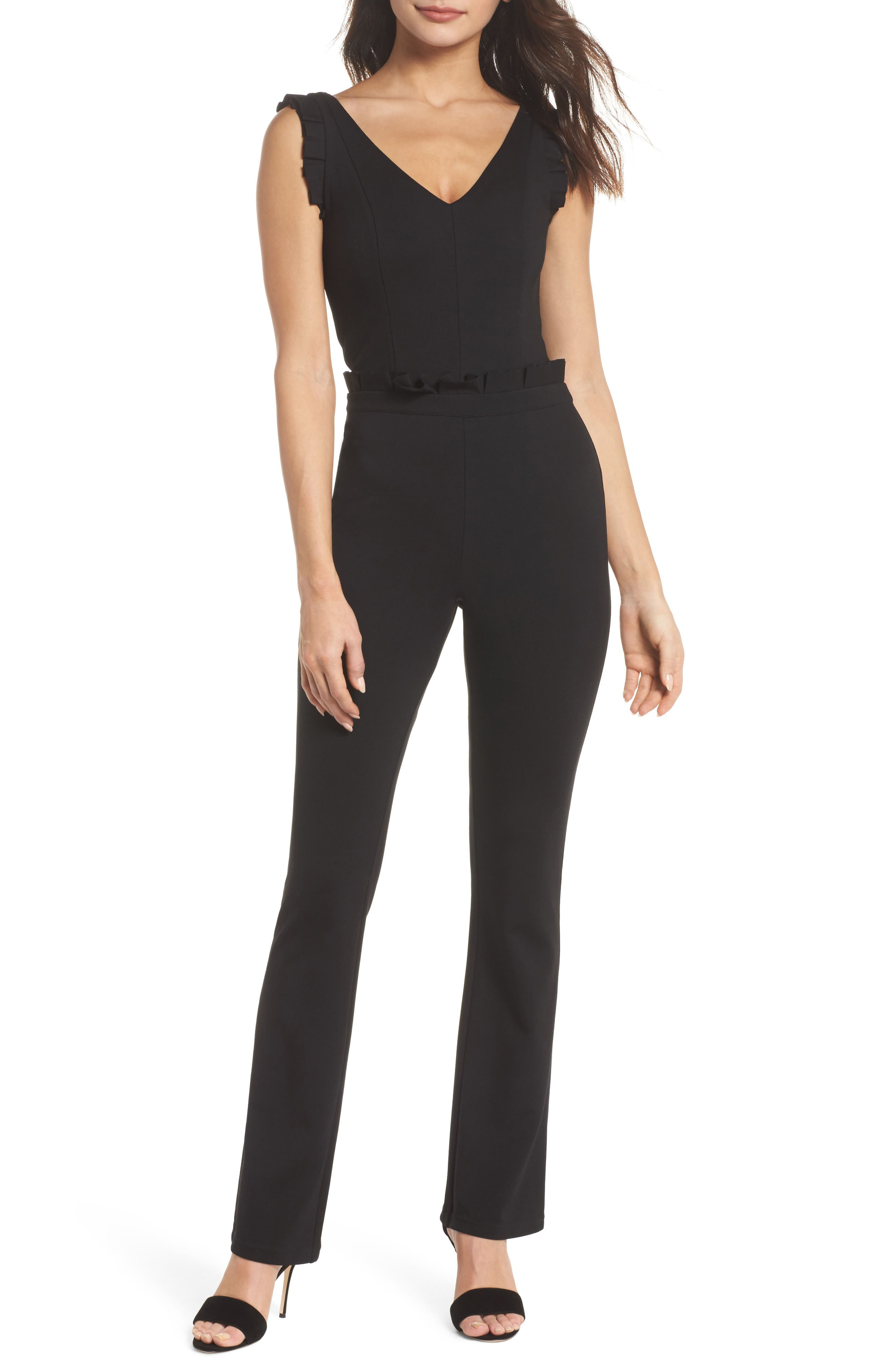CAFE STELLA JUMPSUIT