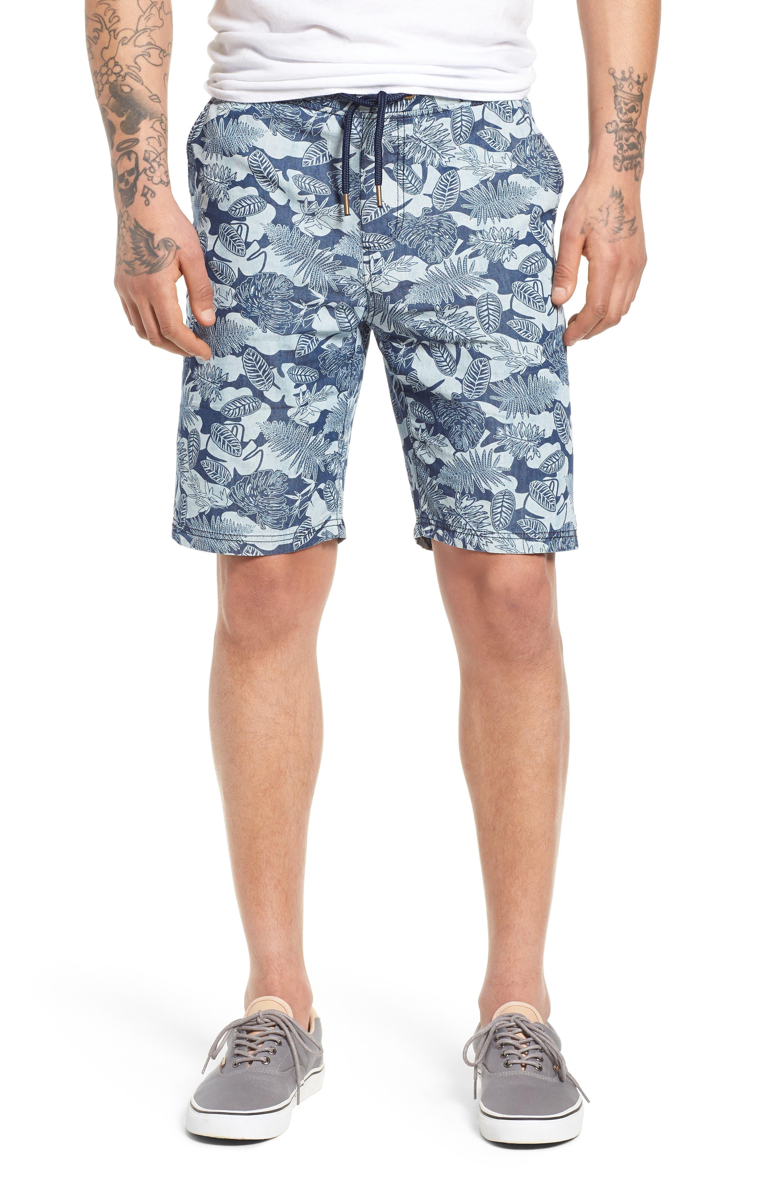 Native Youth Oceanic Shorts