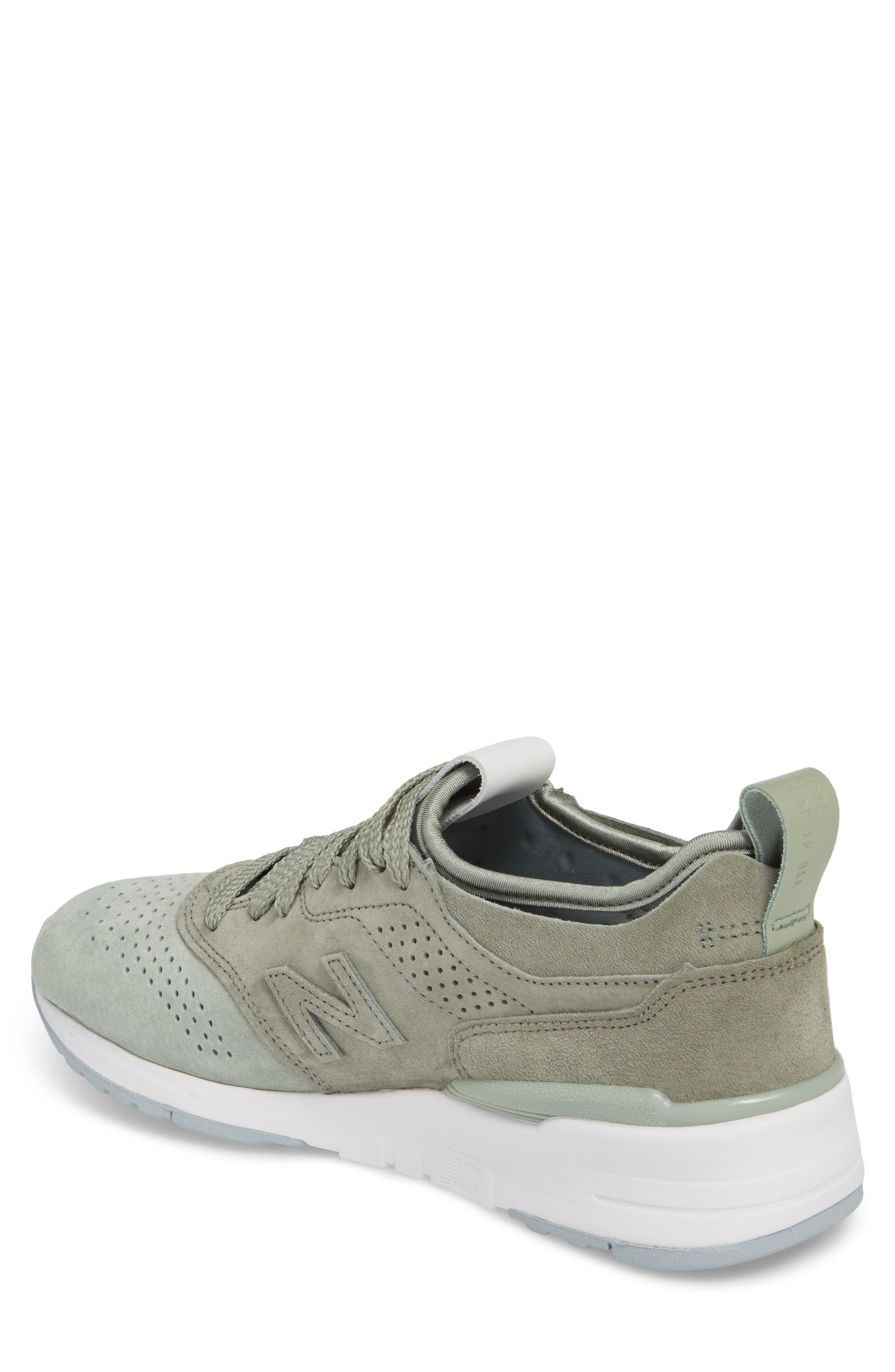 Alternate Image 2  - New Balance 997R Perforated Sneaker (Men)