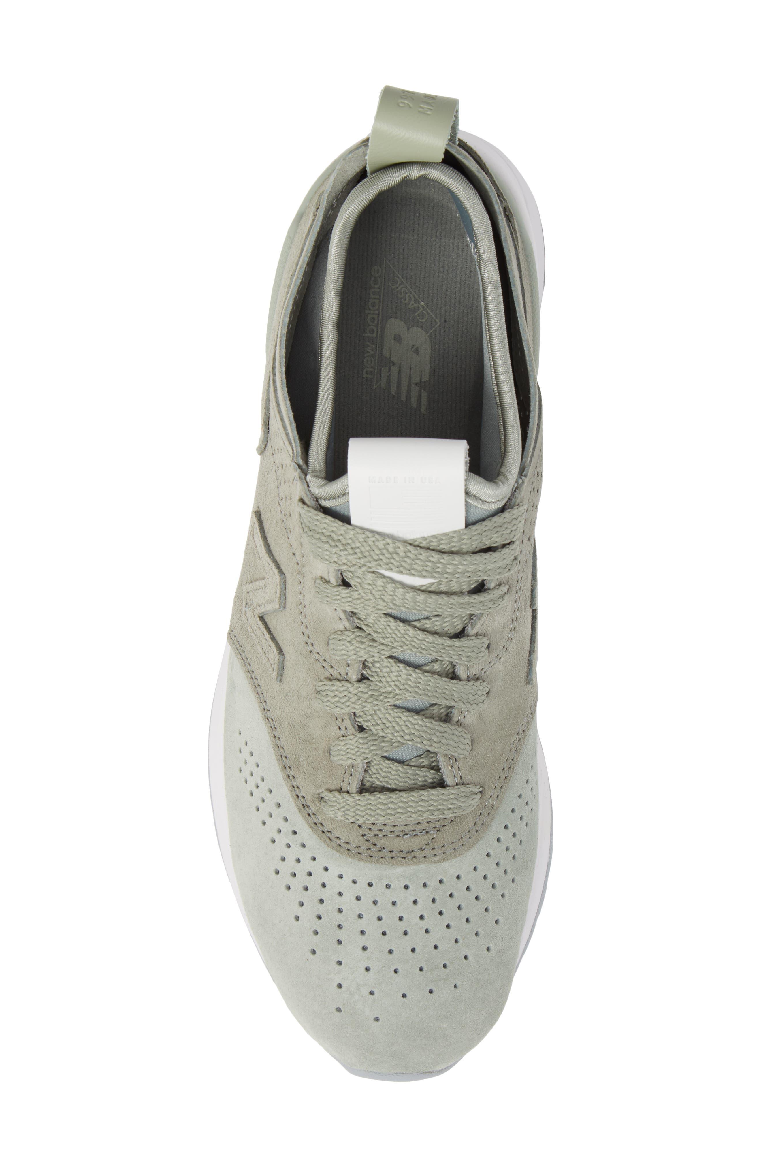 Alternate Image 5  - New Balance 997R Perforated Sneaker (Men)
