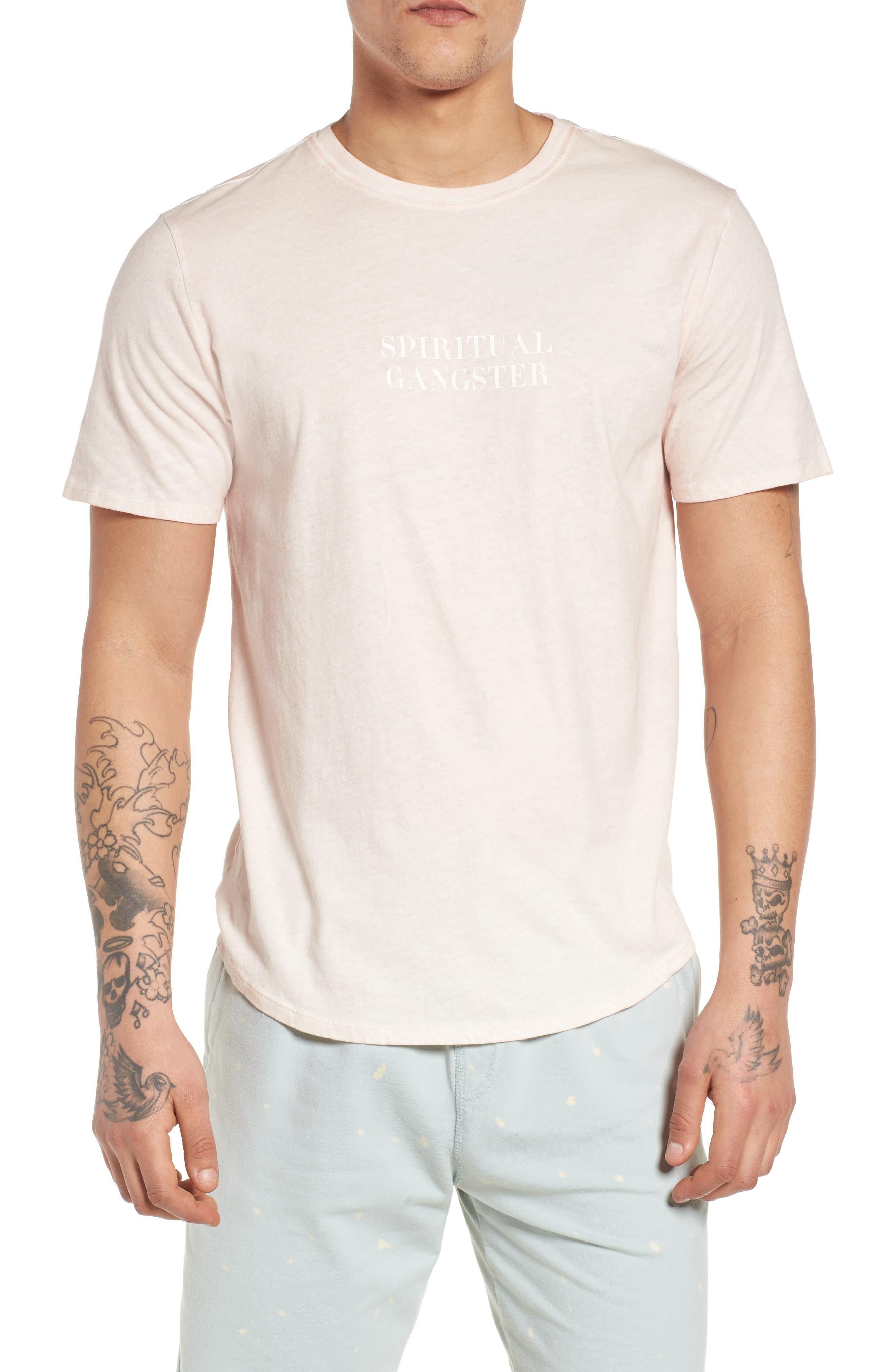 Neue Varsity T-Shirt,                             Main thumbnail 1, color,                             Pink Sand/ Pink