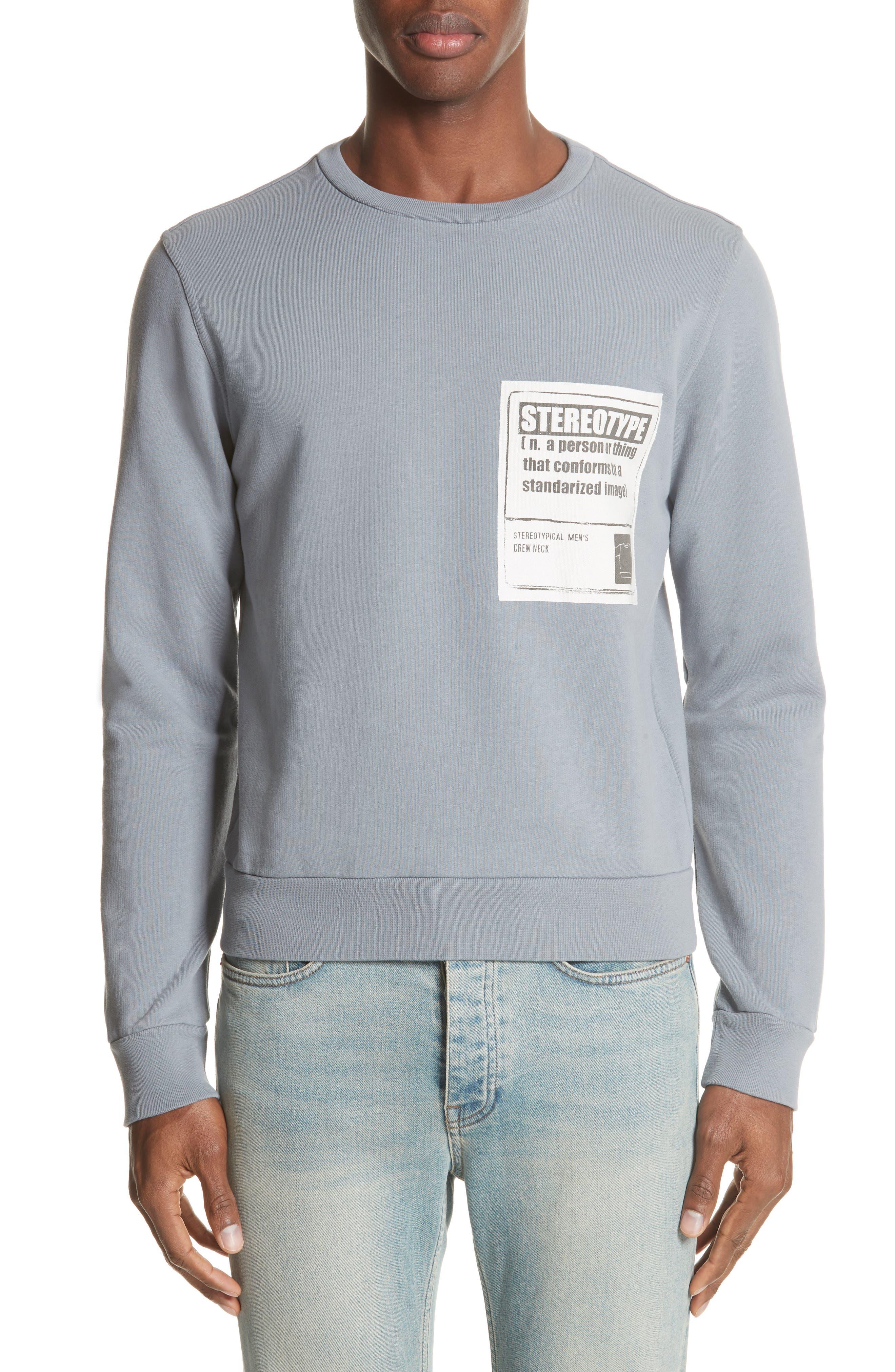 Main Image - Maison Margiela Stereotype Graphic T-Shirt