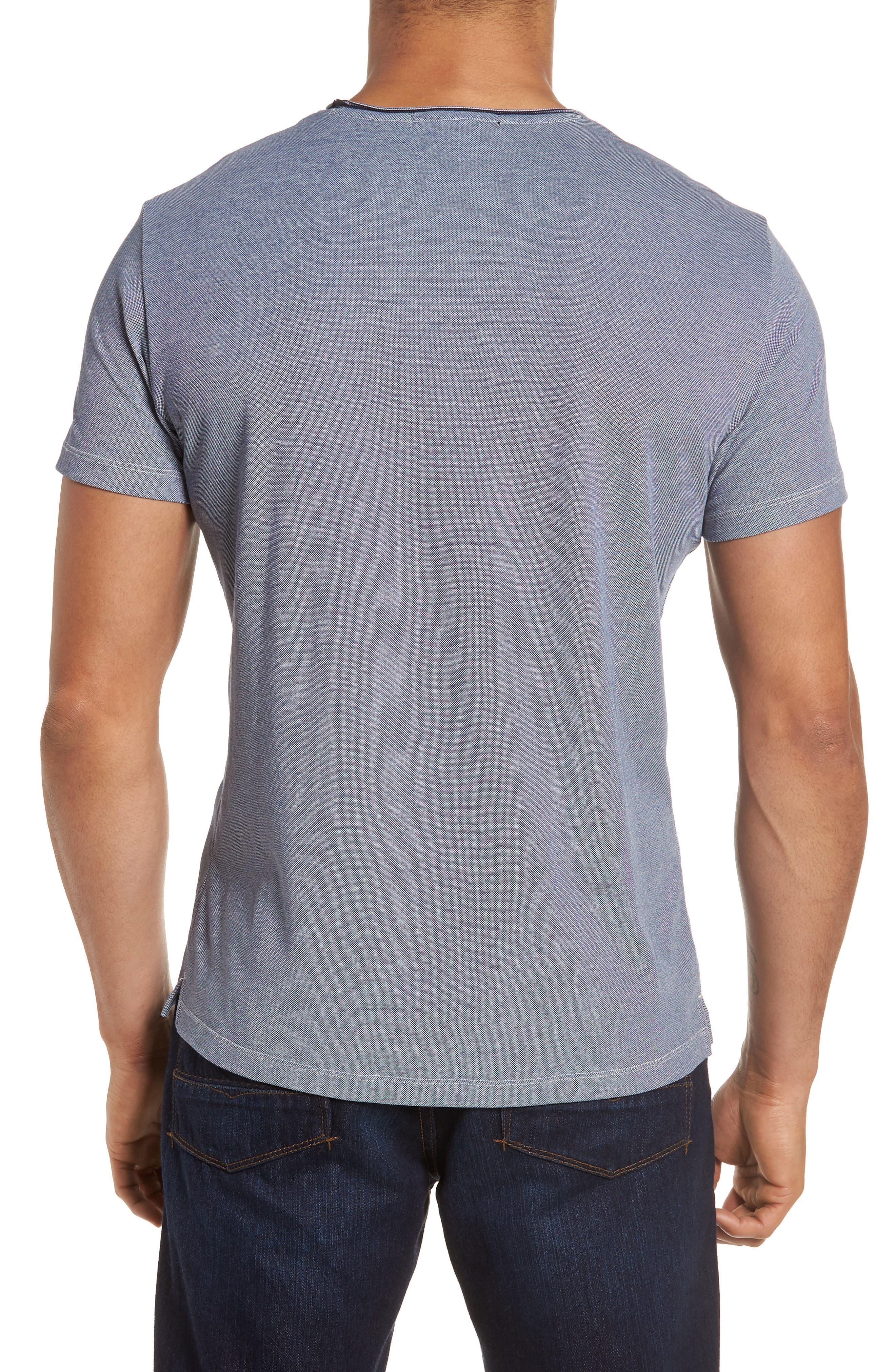 Grand Forks T-Shirt,                             Alternate thumbnail 2, color,                             Navy
