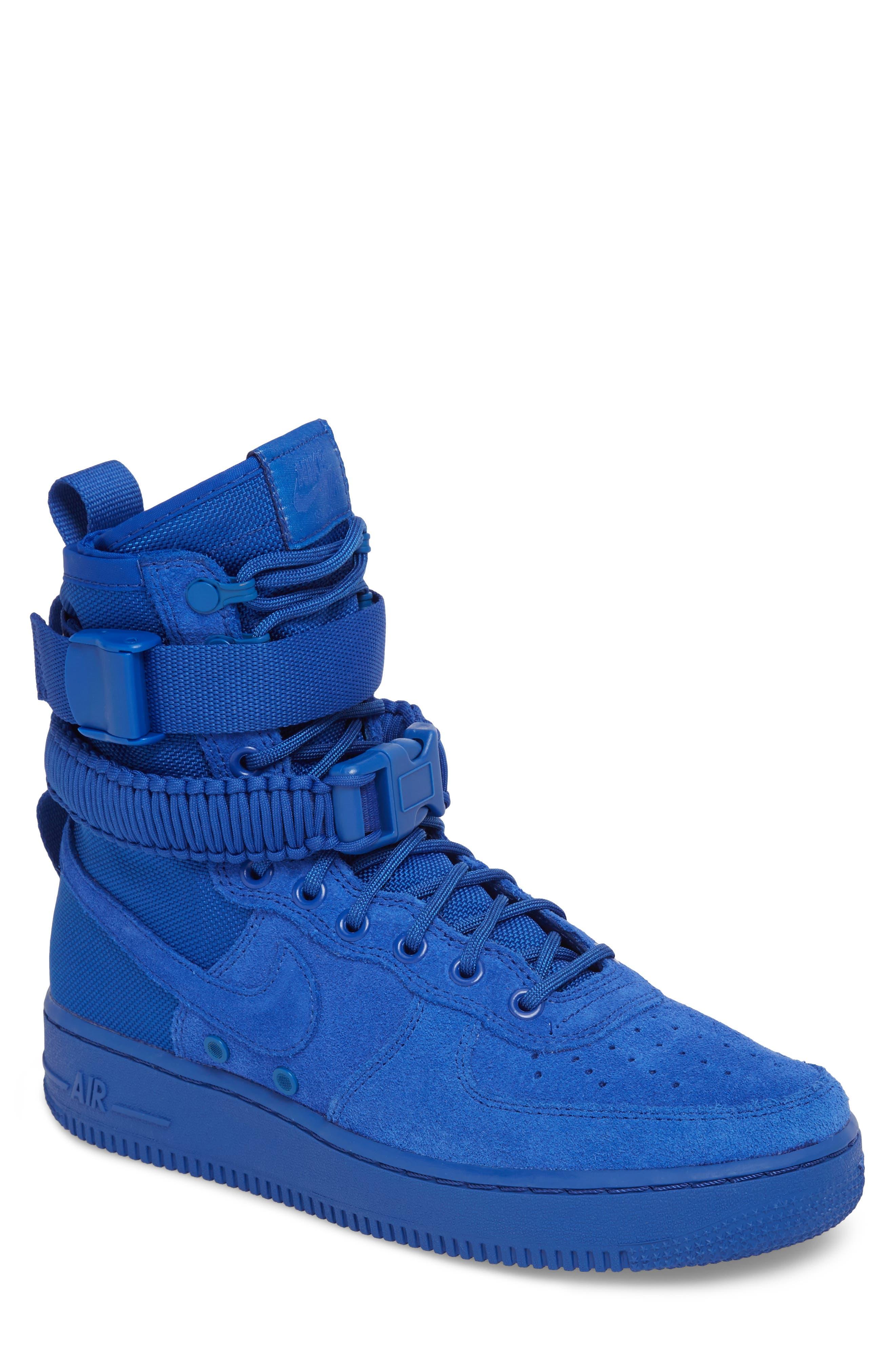 Nike SF Air Force 1 High Top Sneaker (Men)