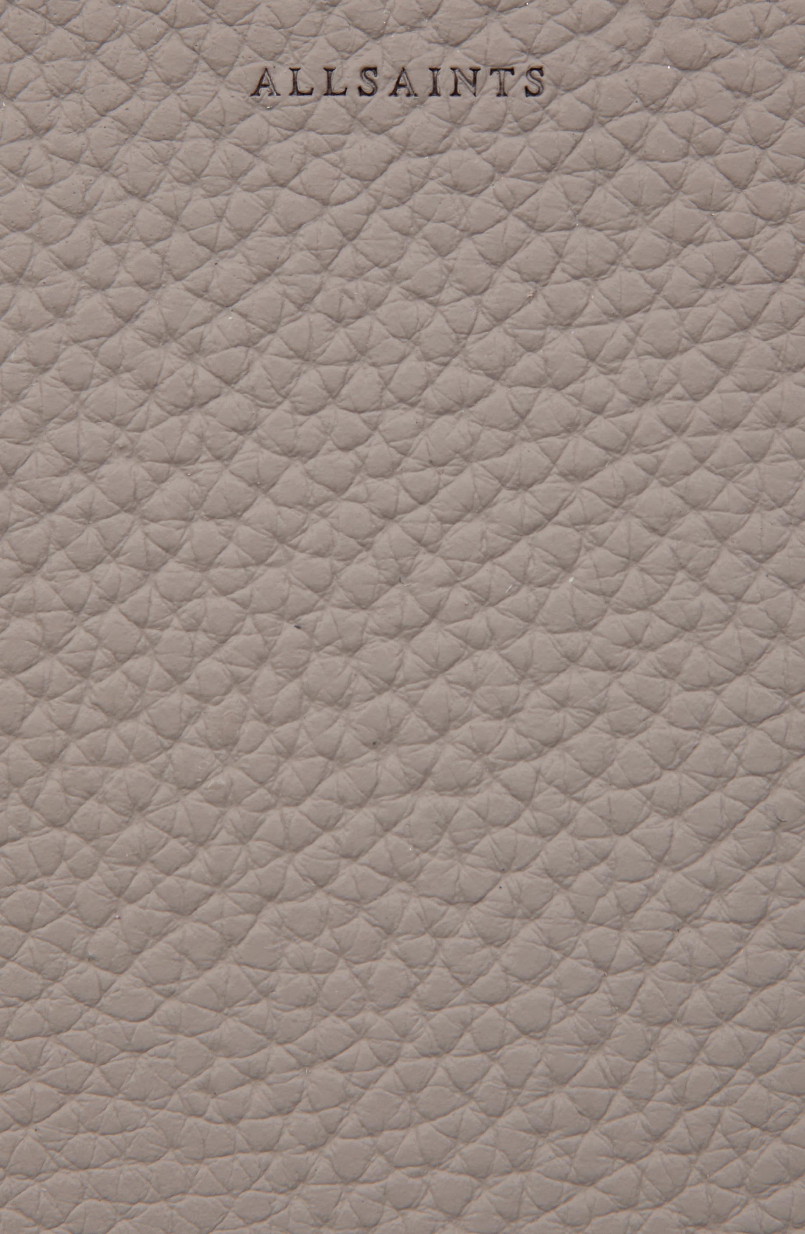 Alternate Image 5  - ALLSAINTS Kita Convertible Leather Backpack