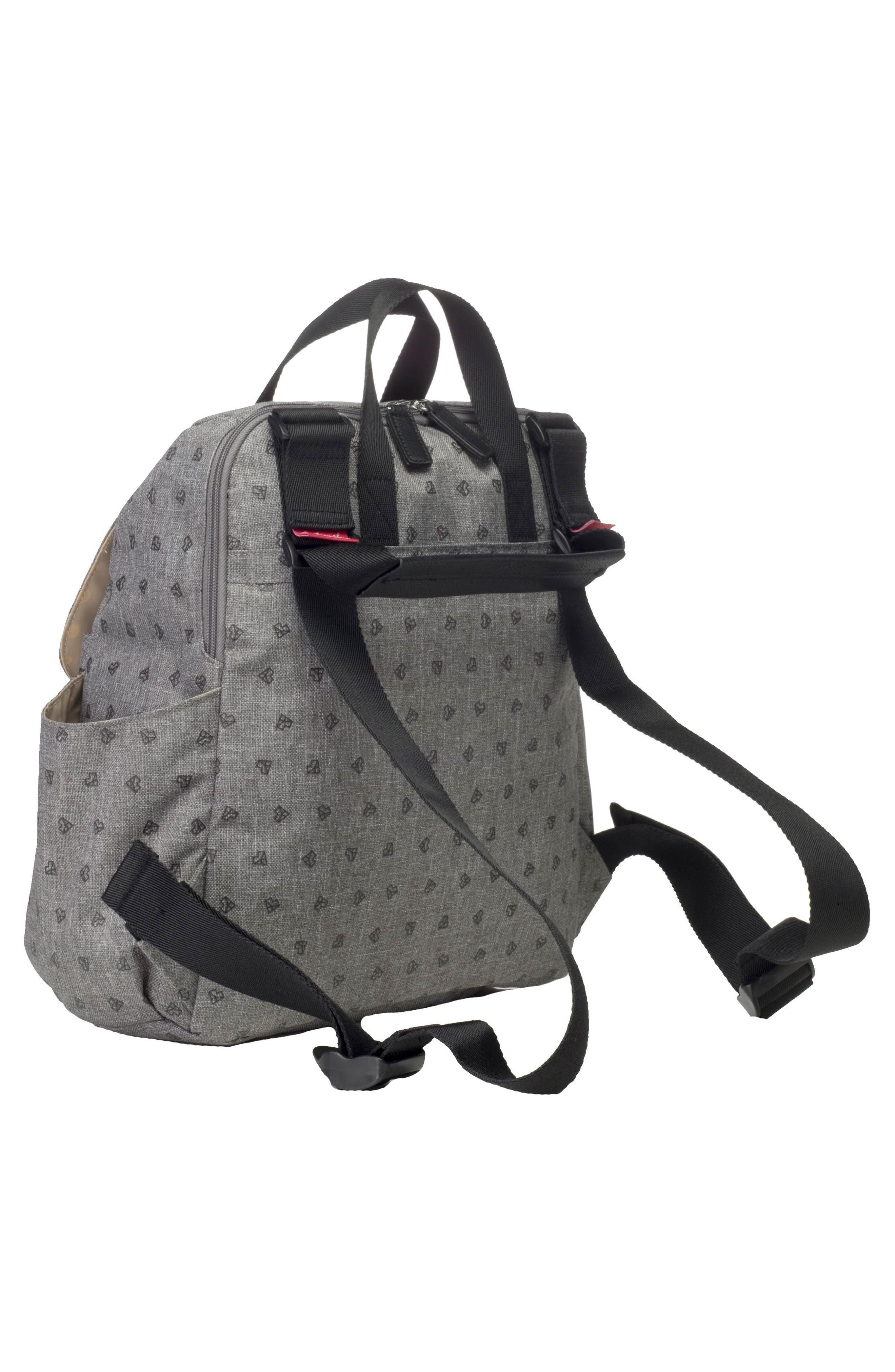 Alternate Image 6  - Babymel Robyn Convertible Diaper Backpack