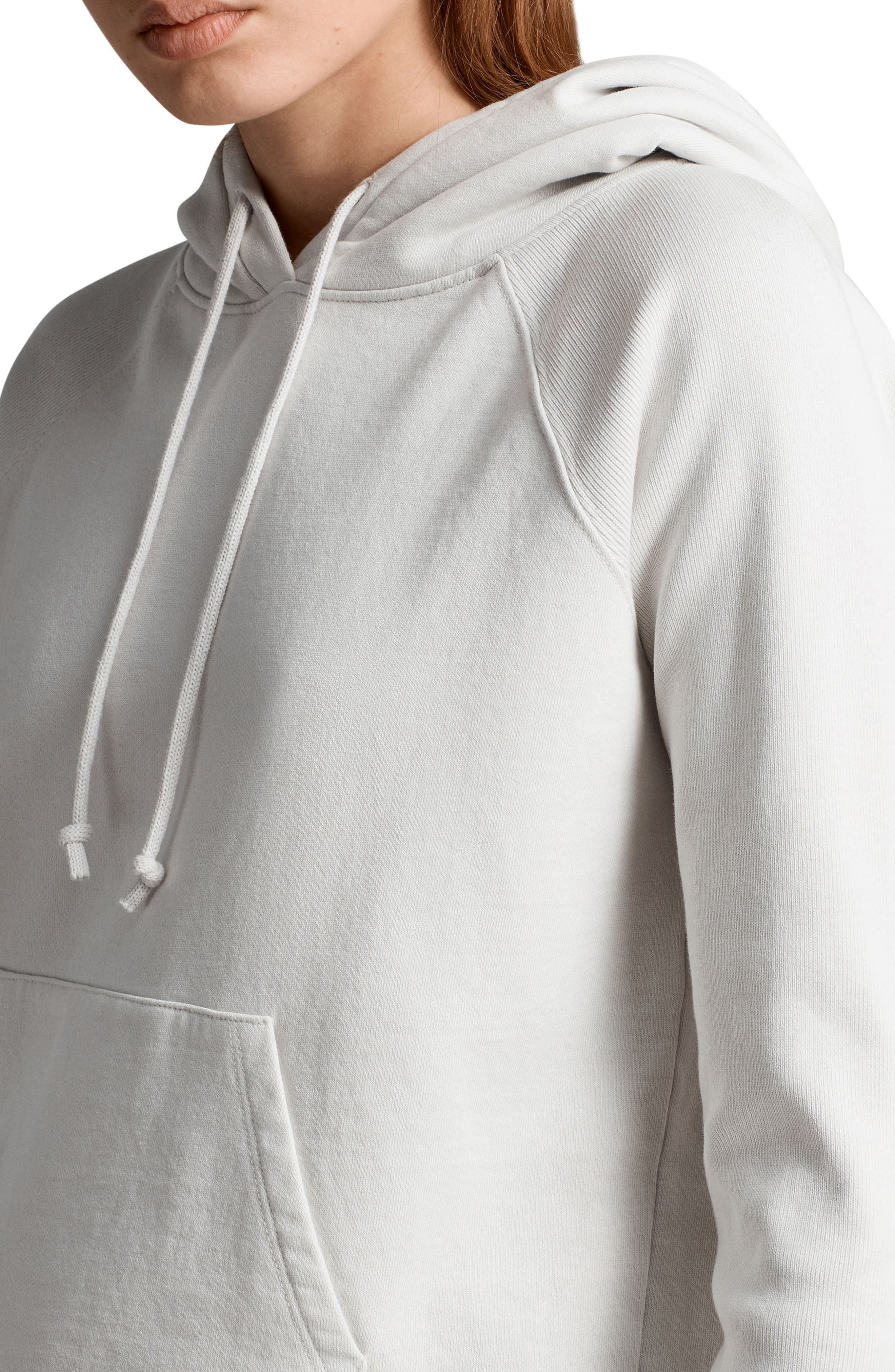 Ivy Hoodie,                             Alternate thumbnail 4, color,                             Ivory White