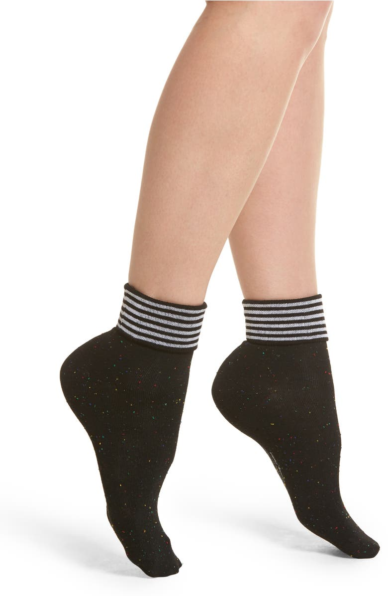 Richer Poorer TINA FOLDOVER ANKLE SOCKS