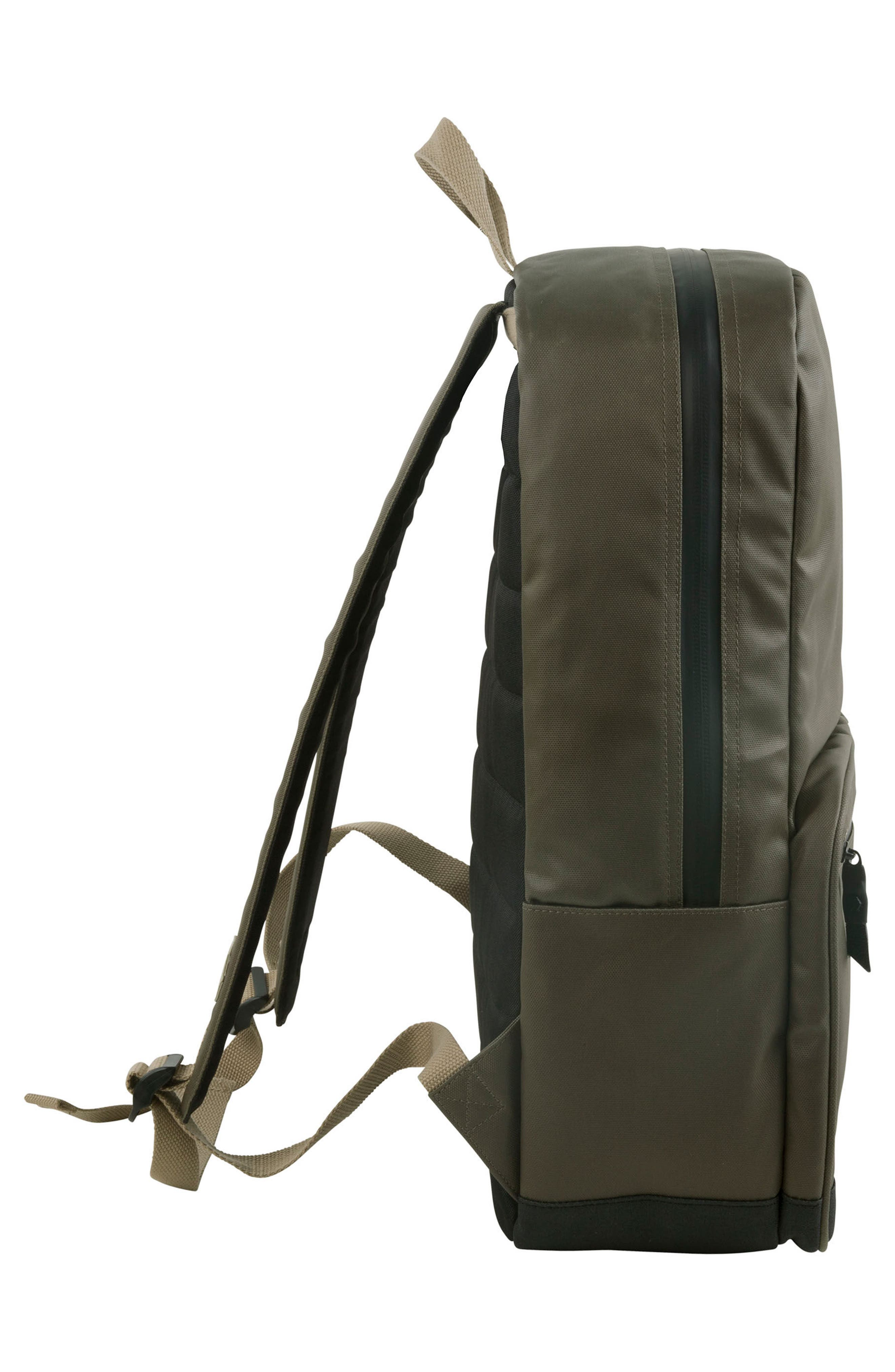 Watney Signal Backpack,                             Alternate thumbnail 4, color,                             Olive