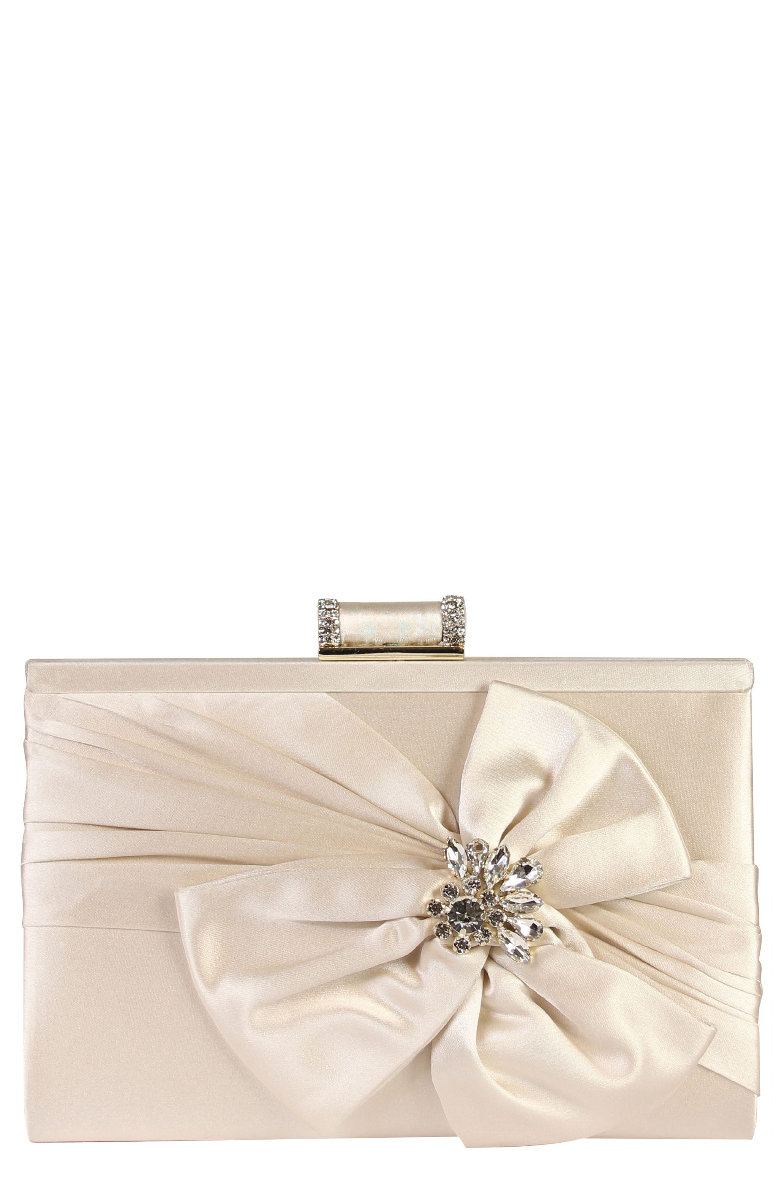 Badgley Mischka Guile Clutch