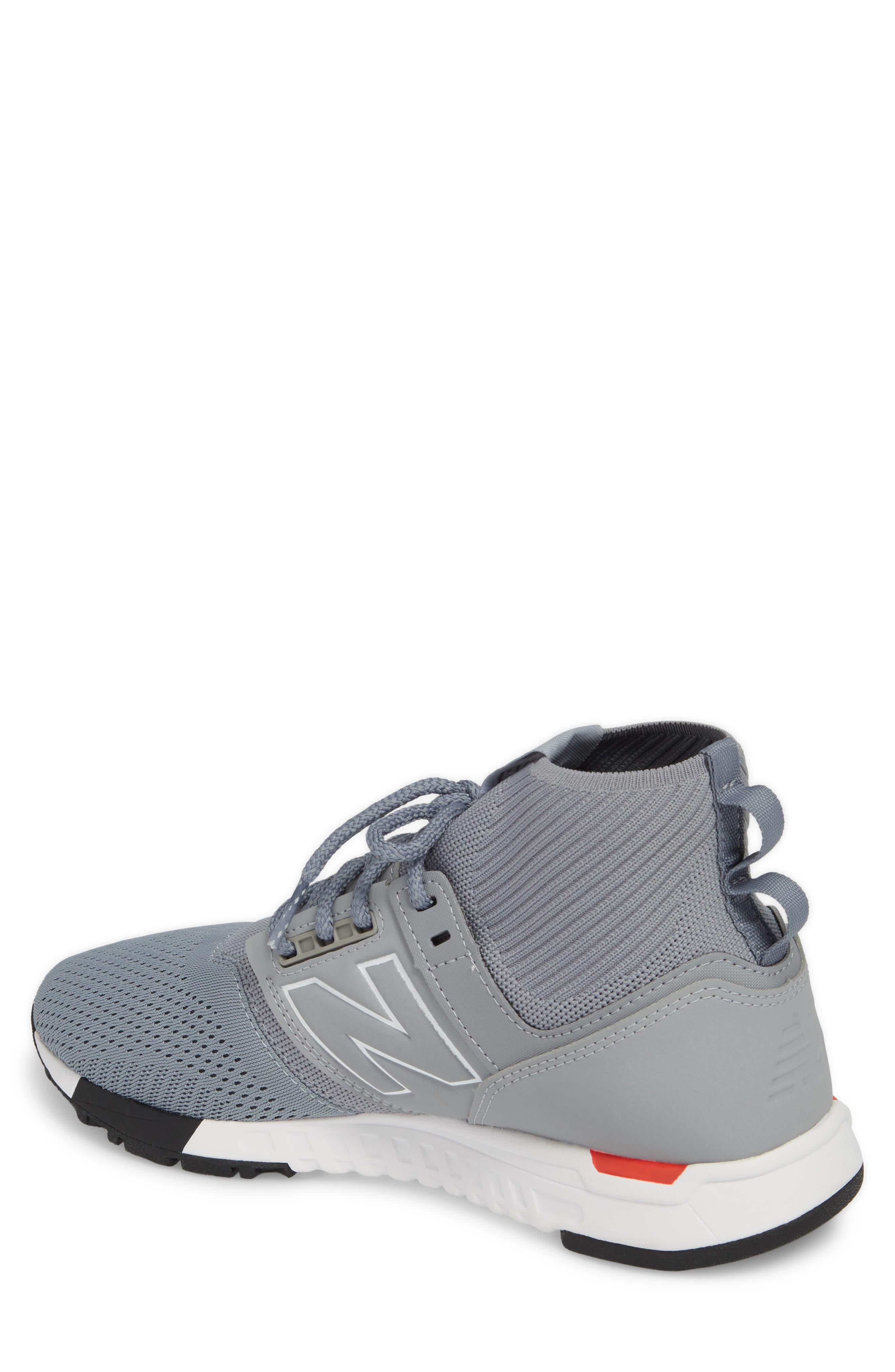 Alternate Image 2  - New Balance 247 Mid Sneaker (Men)