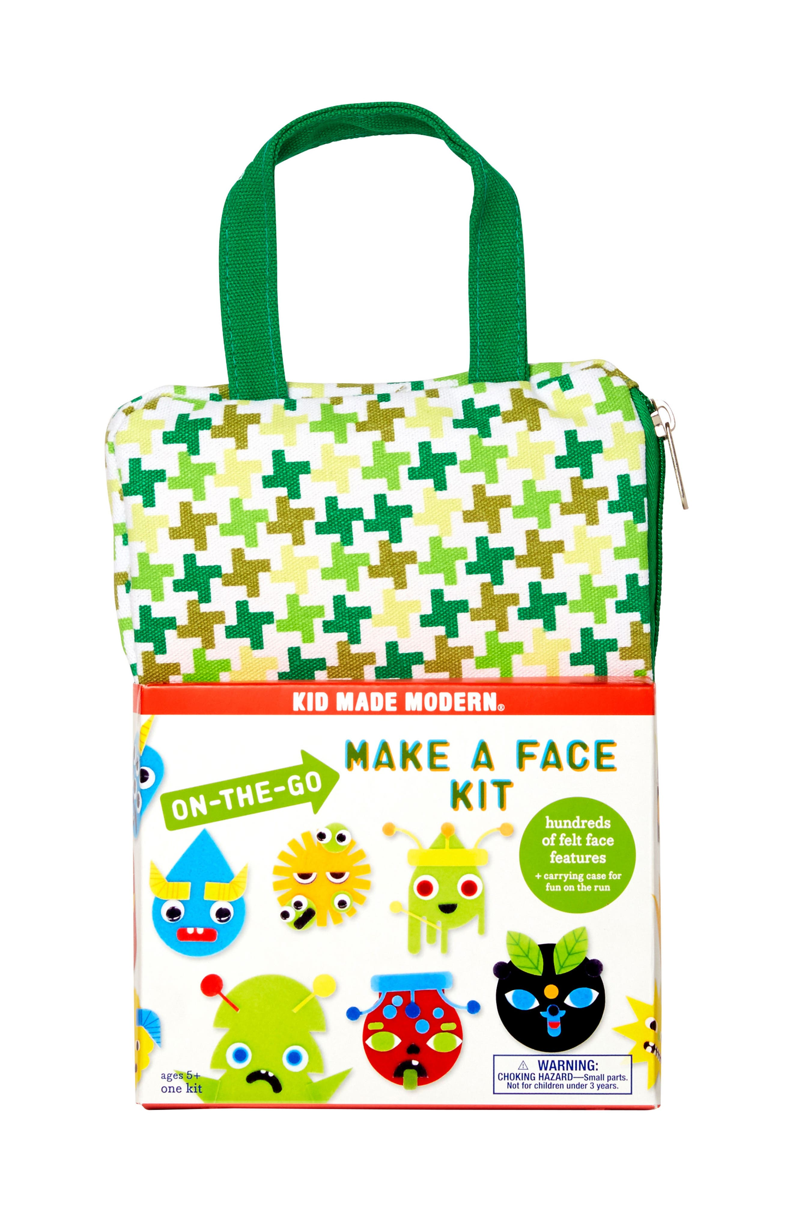 Main Image - Kid Made Modern On-the-Go Make A Face Kit