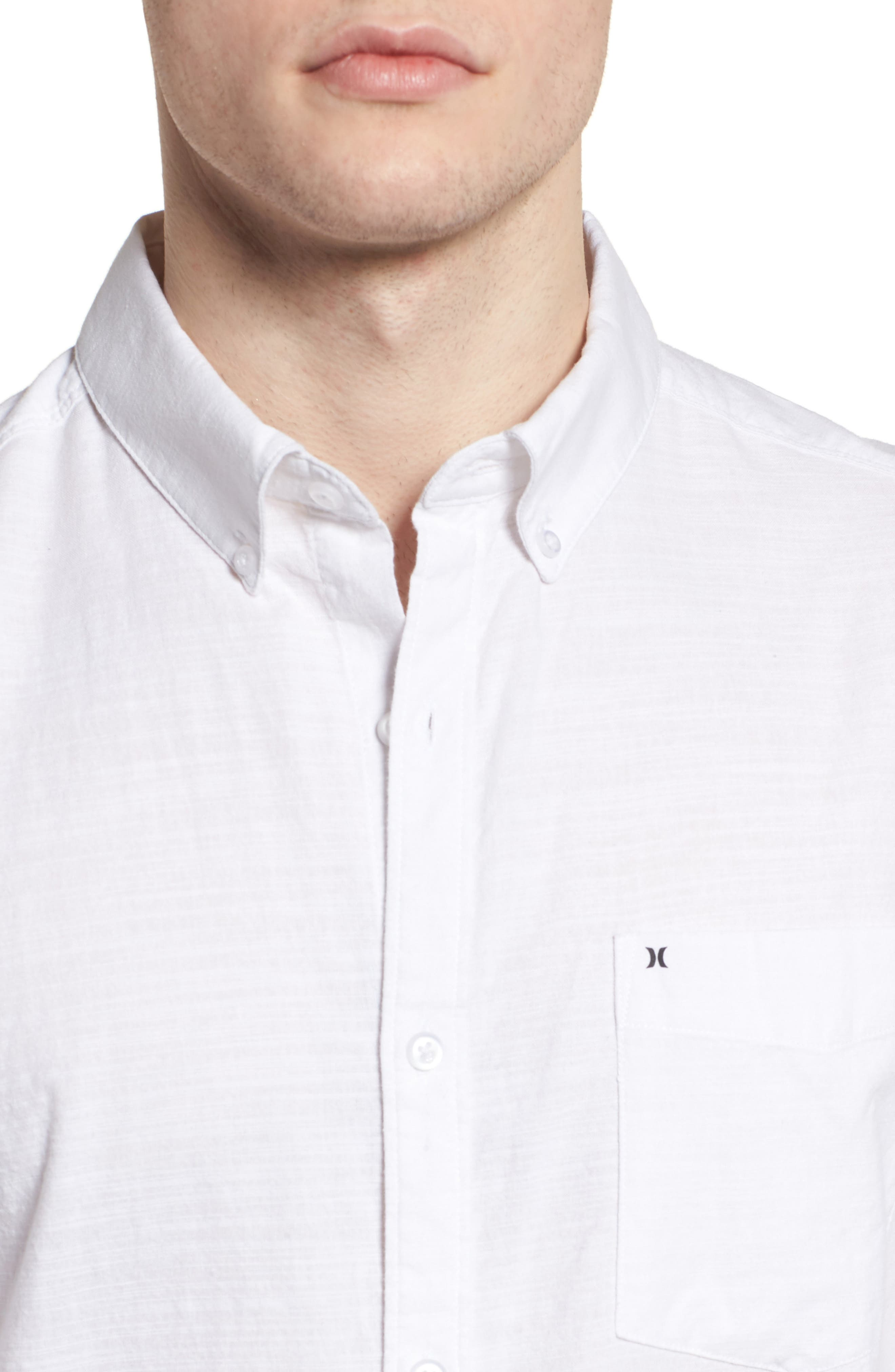 Alternate Image 2  - Hurley One & Only 2.0 Woven Shirt