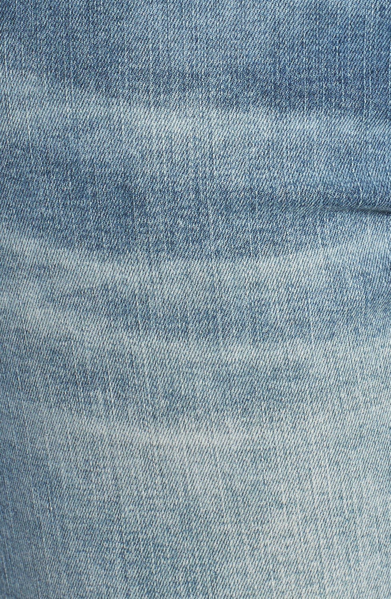 Alissa Ankle Jeans,                             Alternate thumbnail 6, color,                             Random Nolita