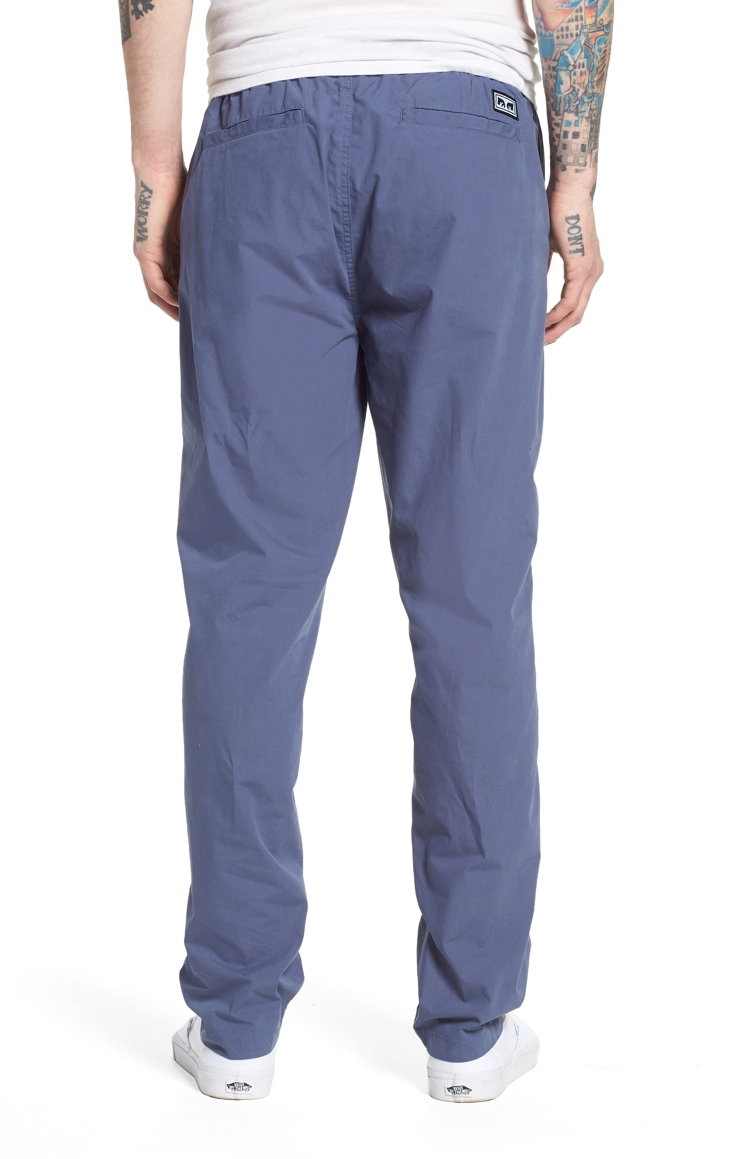 Easy Pants,                             Alternate thumbnail 2, color,                             Vintage Indigo